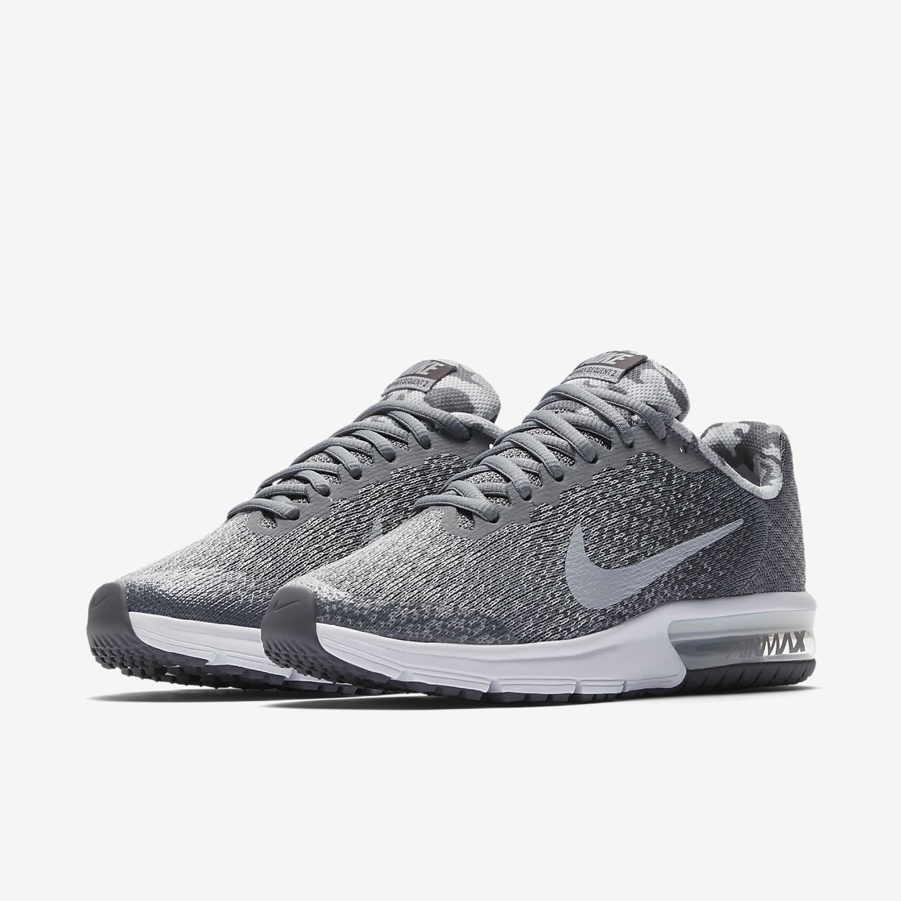 2scarpa uomo nike air max sequent 2