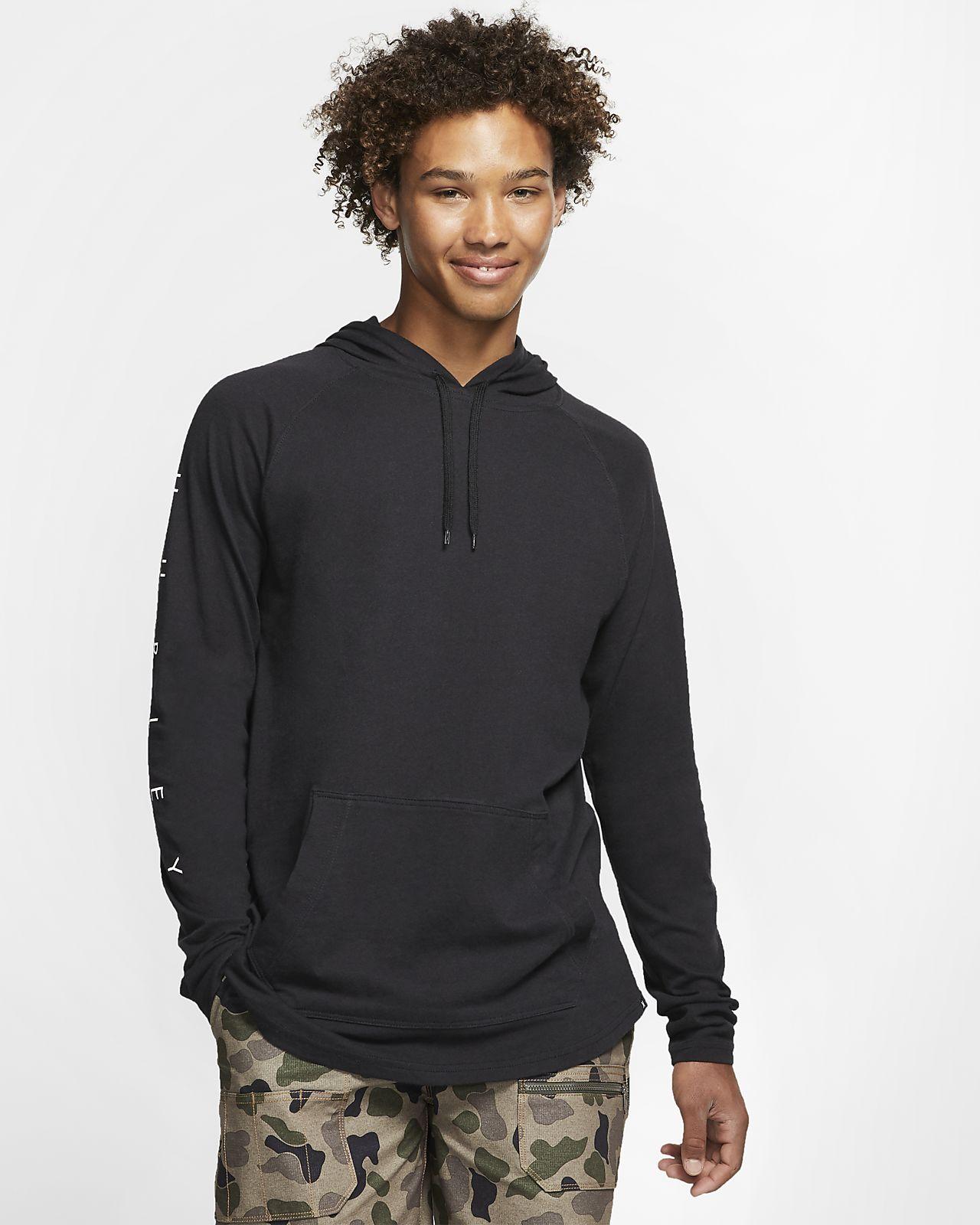 Hurley Premium Mod Men's Pullover Long-Sleeve Hoodie