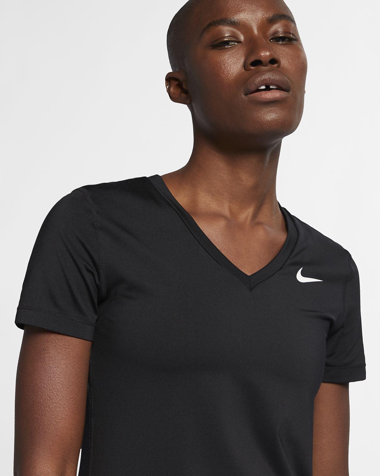Nike Pro Short Sleeve Training Tee 889557 010