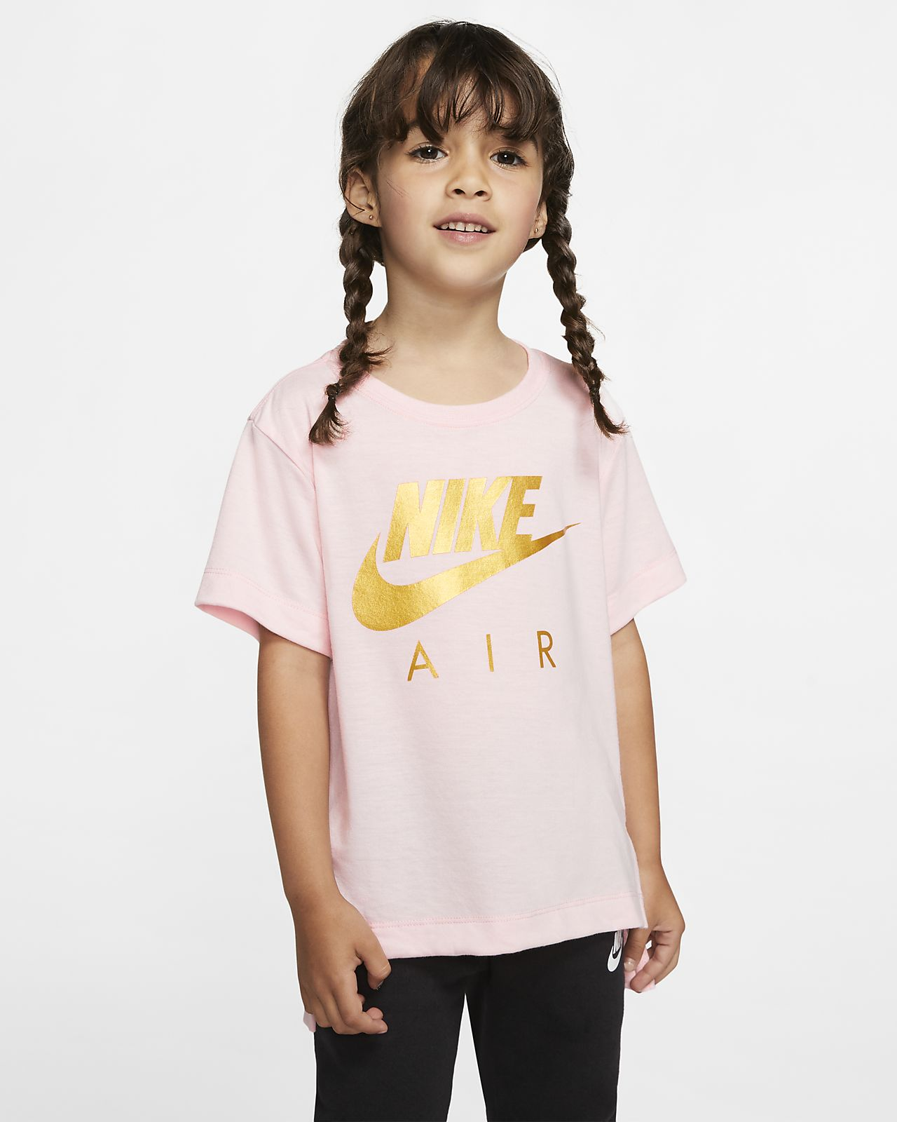 nike air t shirt junior