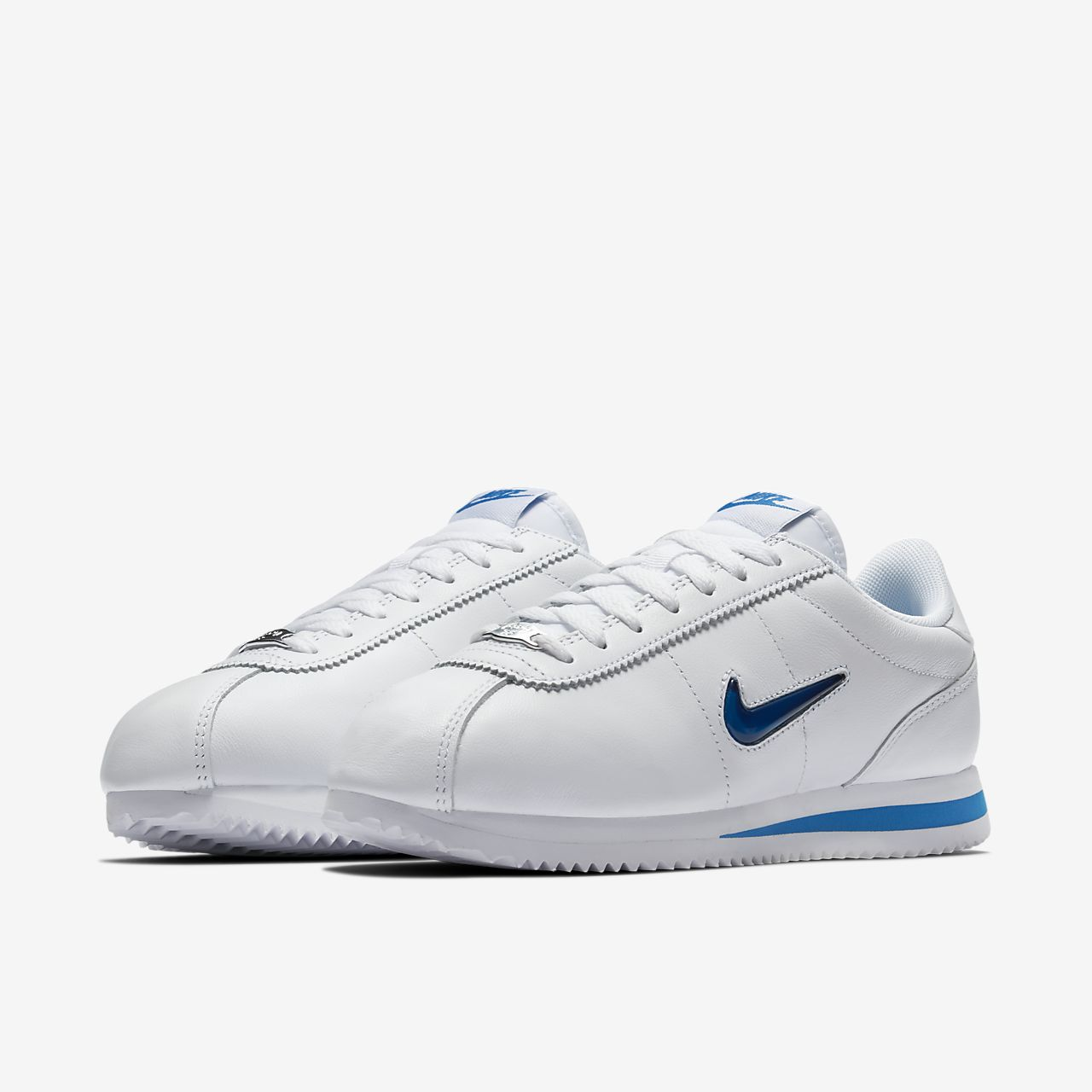 ... Nike Cortez Basic Jewel Women's Shoe