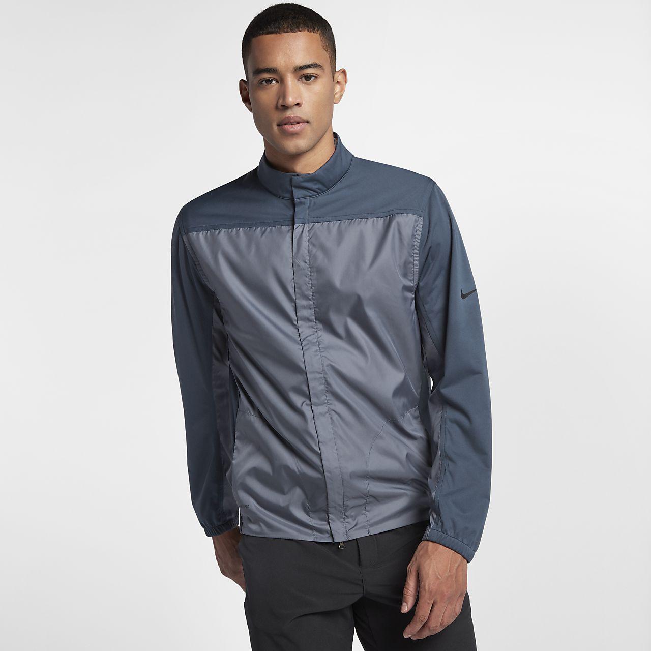 Nike Shield Men's Full-Zip Golf Jacket