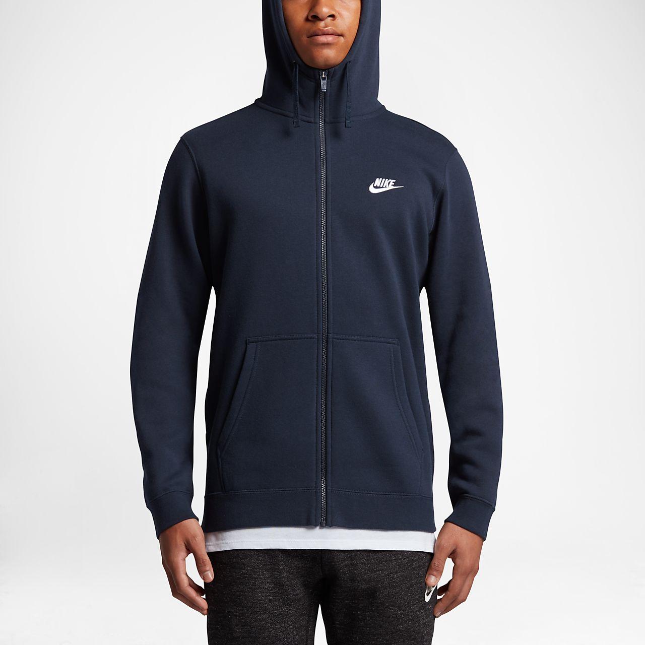 dc749d83a94b Nike Sportswear Club Fleece Men s Hoodie. Nike.com NO