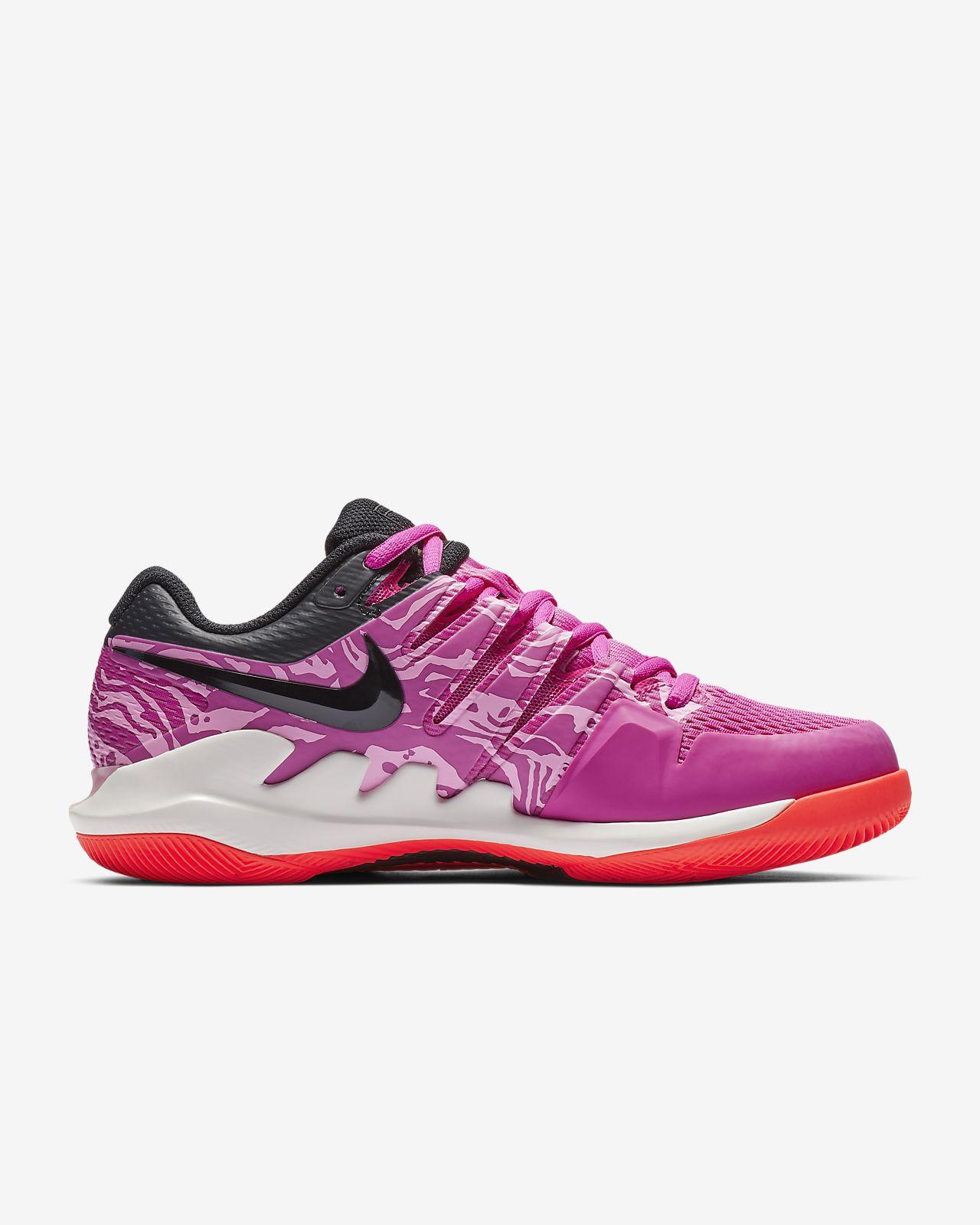 best service 83220 54897 ... Tennissko för hårt underlag NikeCourt Air Zoom Vapor X för kvinnor