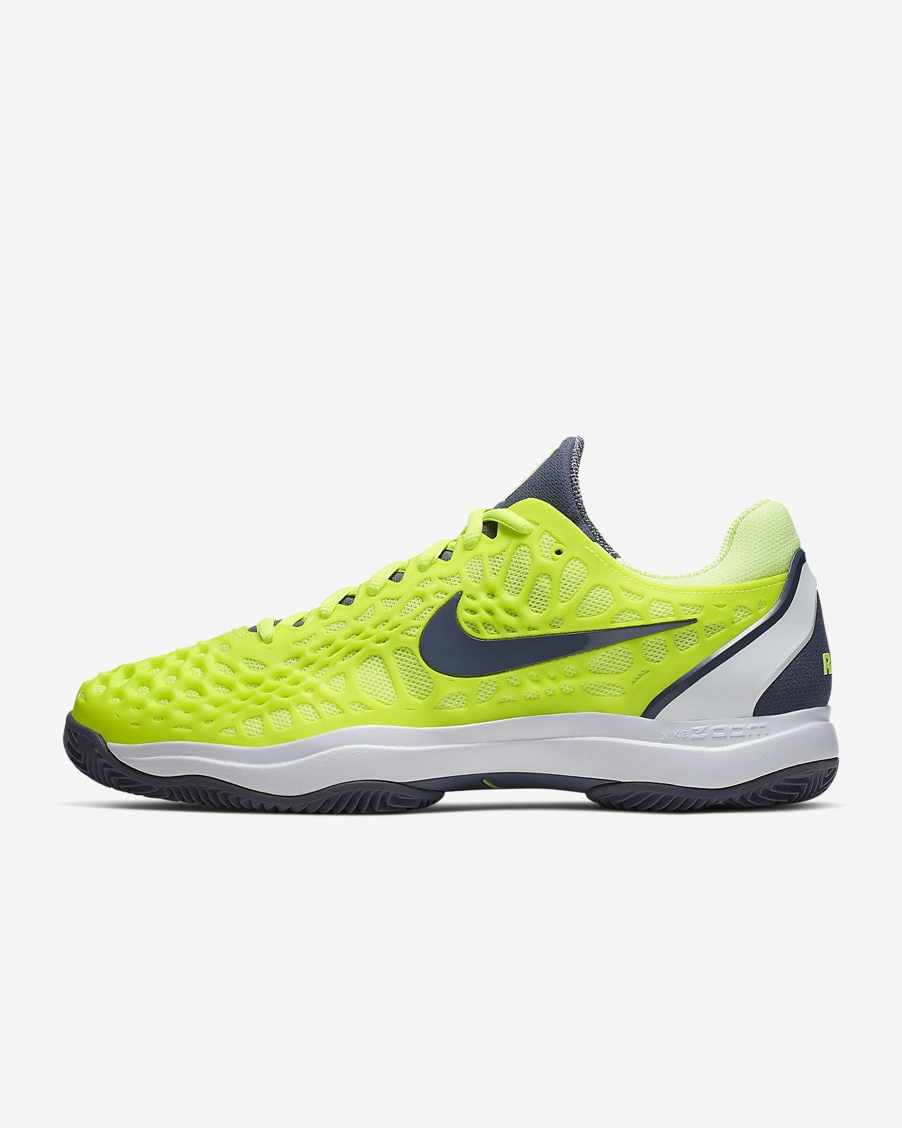 NikeCourt Zoom Cage 3 Herren-Tennisschuh für Sandplätze