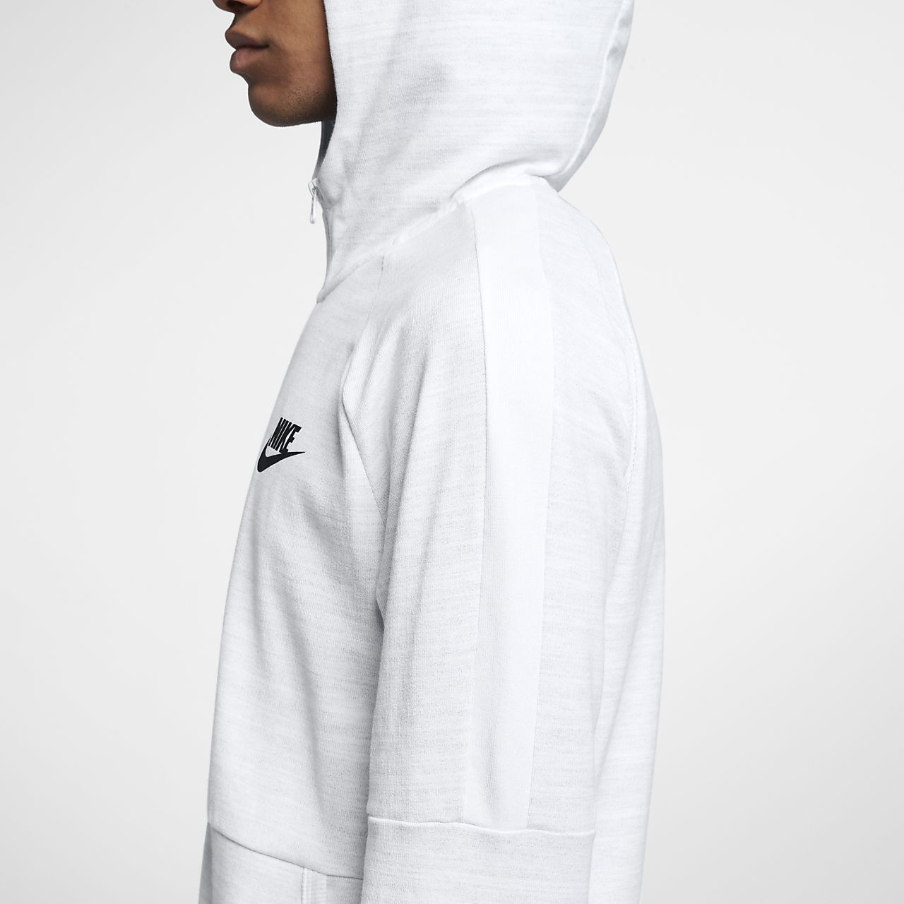 df871dc95d67 Nike Sportswear Advance 15 Men s Full-Zip Hoodie. Nike.com AU
