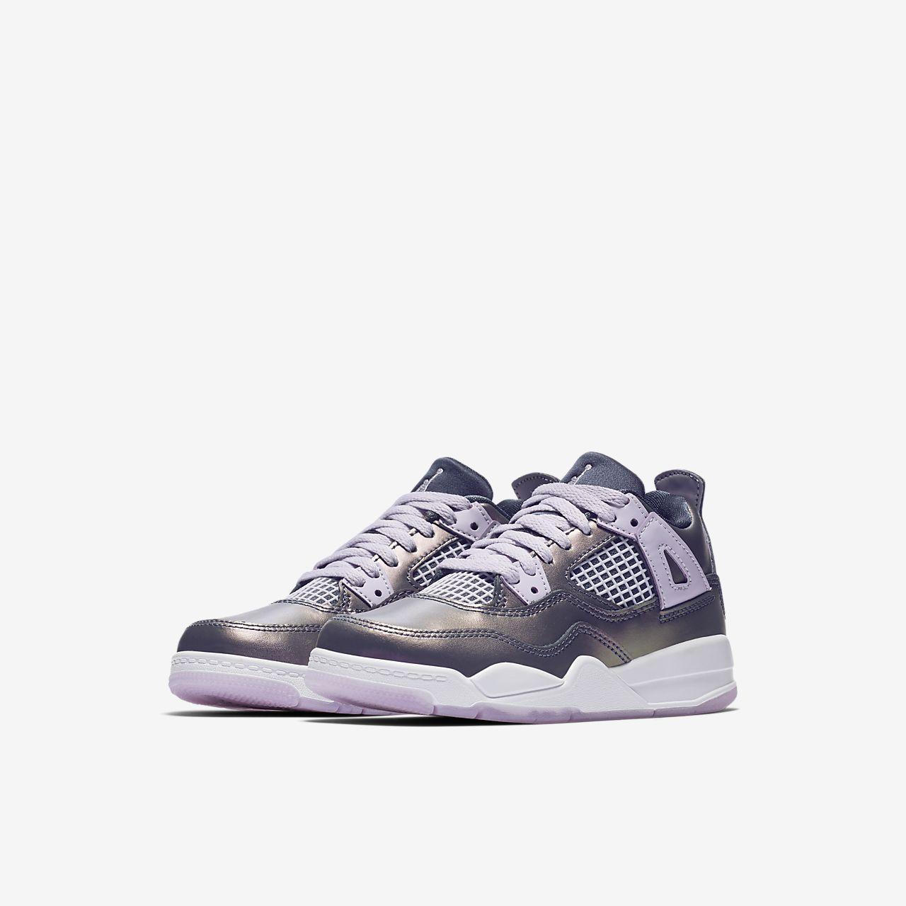 4063629eced4f Jordan 4 Retro SE Little Kids' Shoe. Nike.com