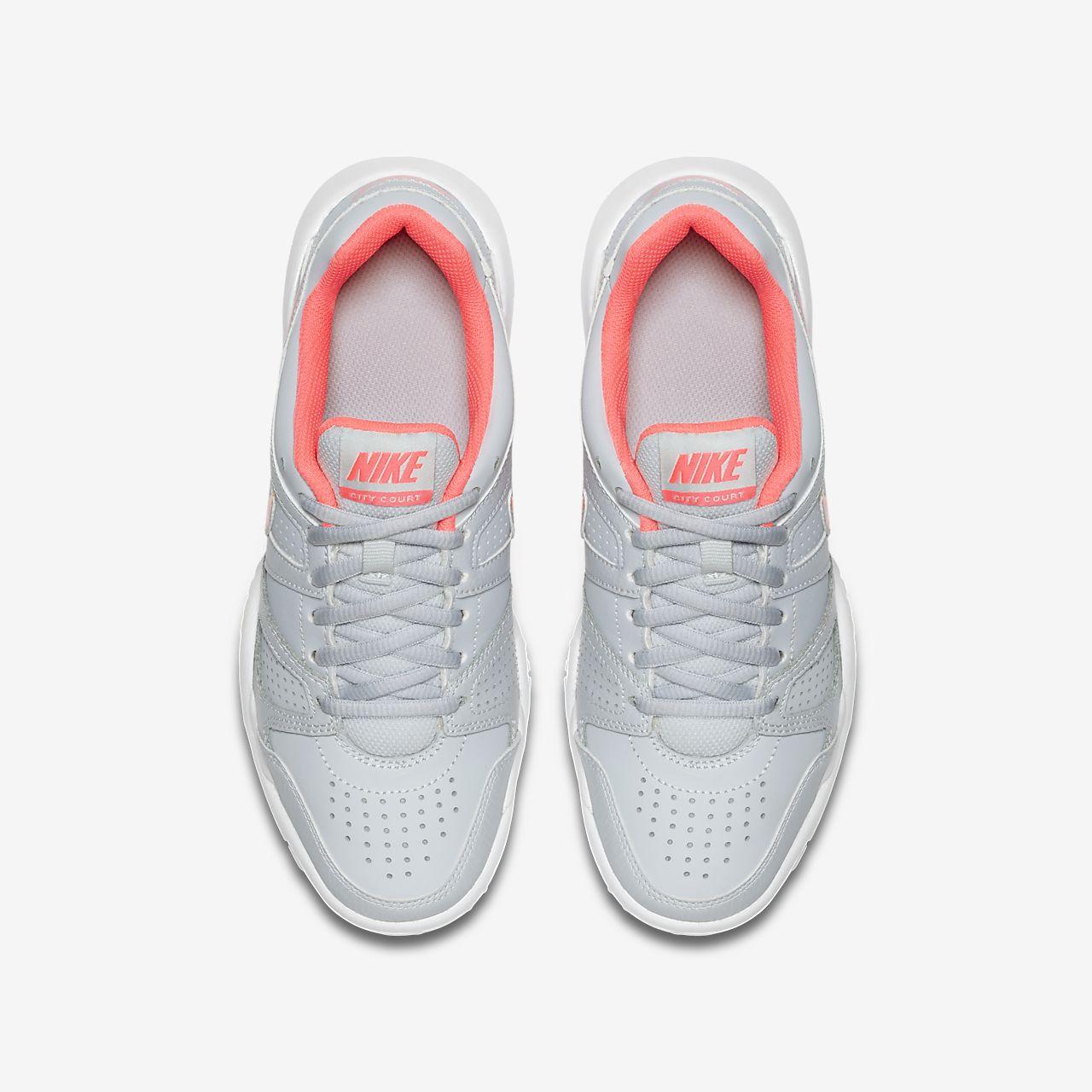 Pour Âgé Tennis Nikecourt Enfant Chaussure 7 Plus De City Court LqUpGjzMVS