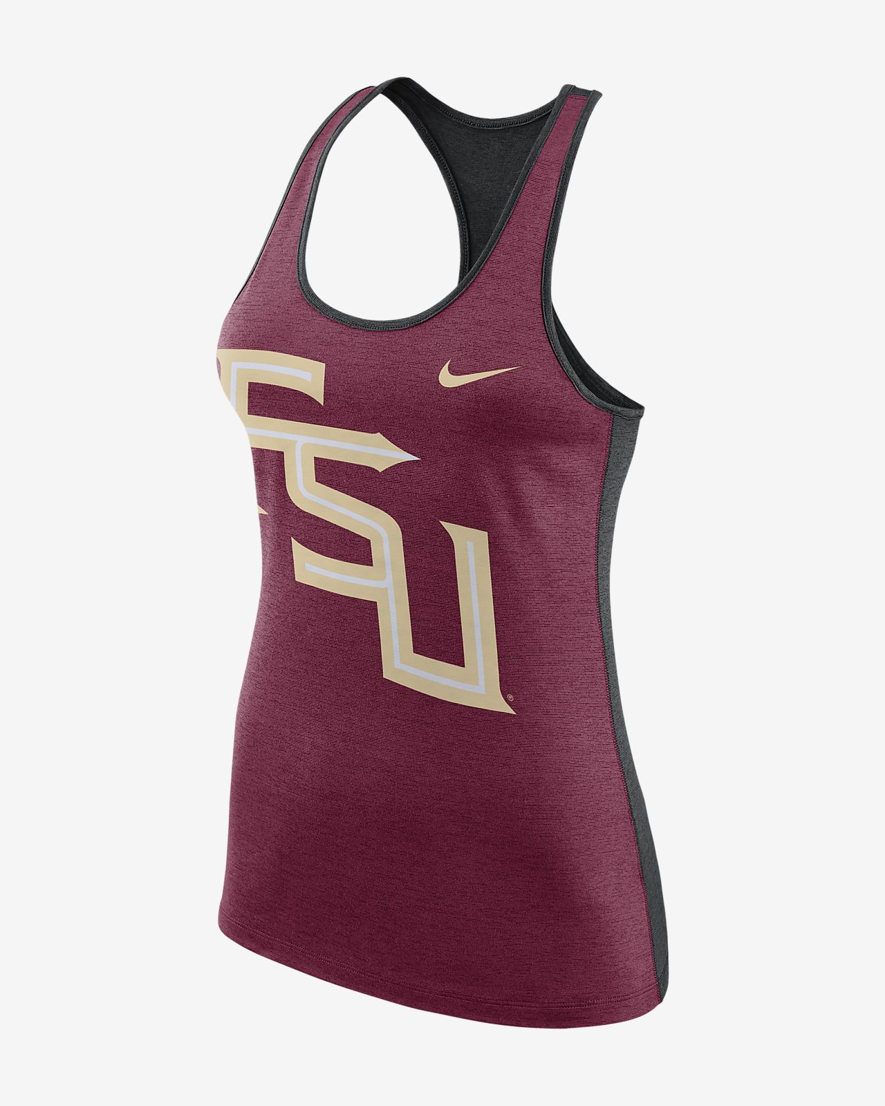 Nike College Dri-FIT Touch (Florida State) Women's Tank