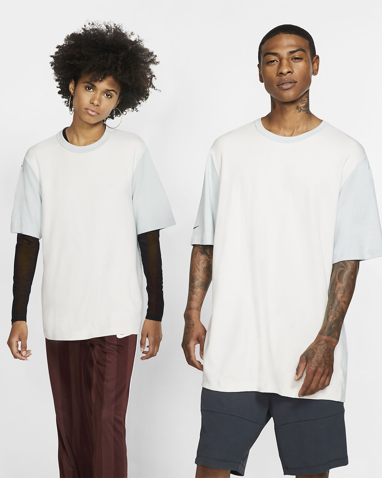 Nike Sportswear Tech Pack Short-Sleeve Top