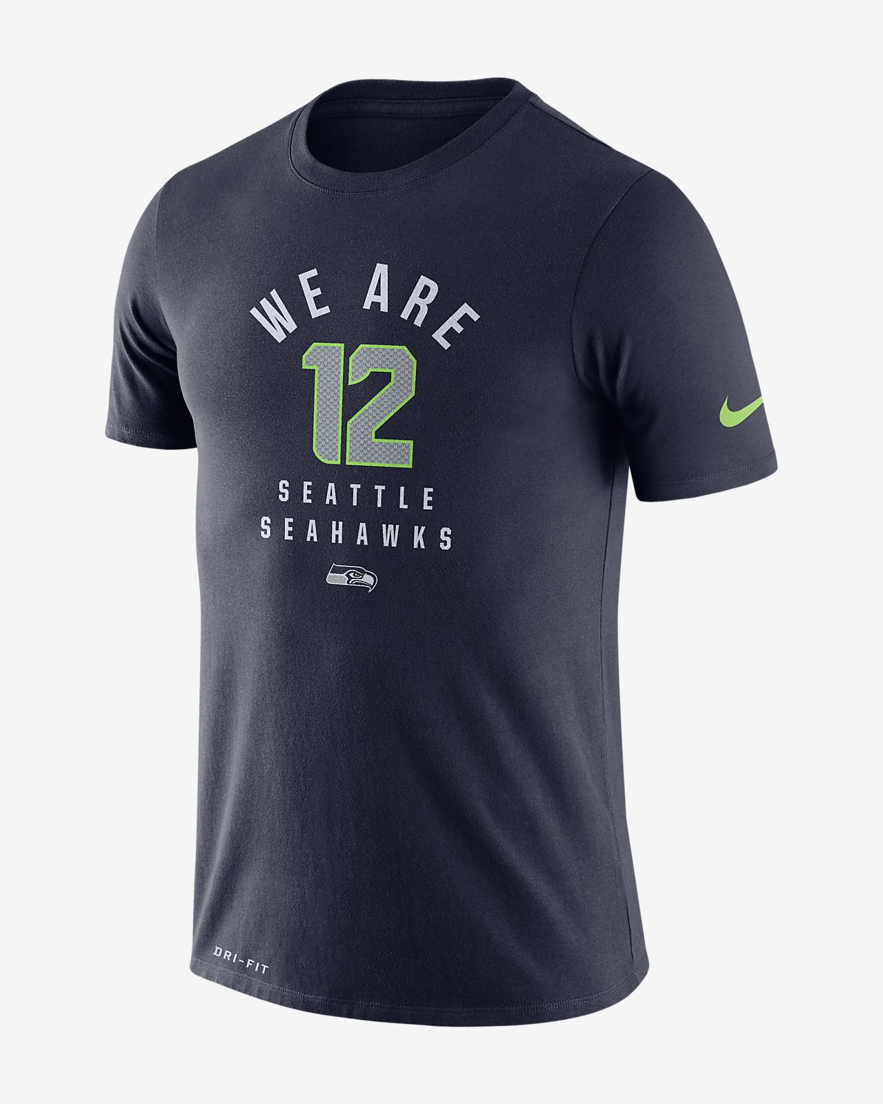 Nike Dri-FIT Local (NFL Seahawks) Men's T-Shirt