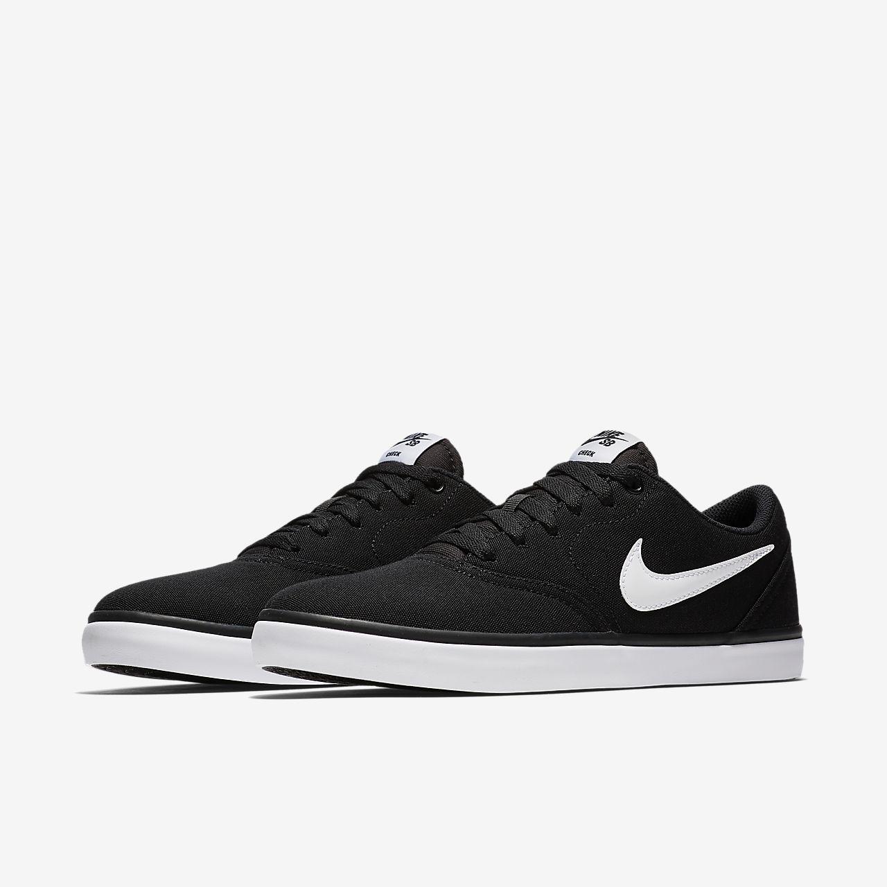 ... Nike SB Check Solarsoft Canvas Men's Skateboarding Shoe