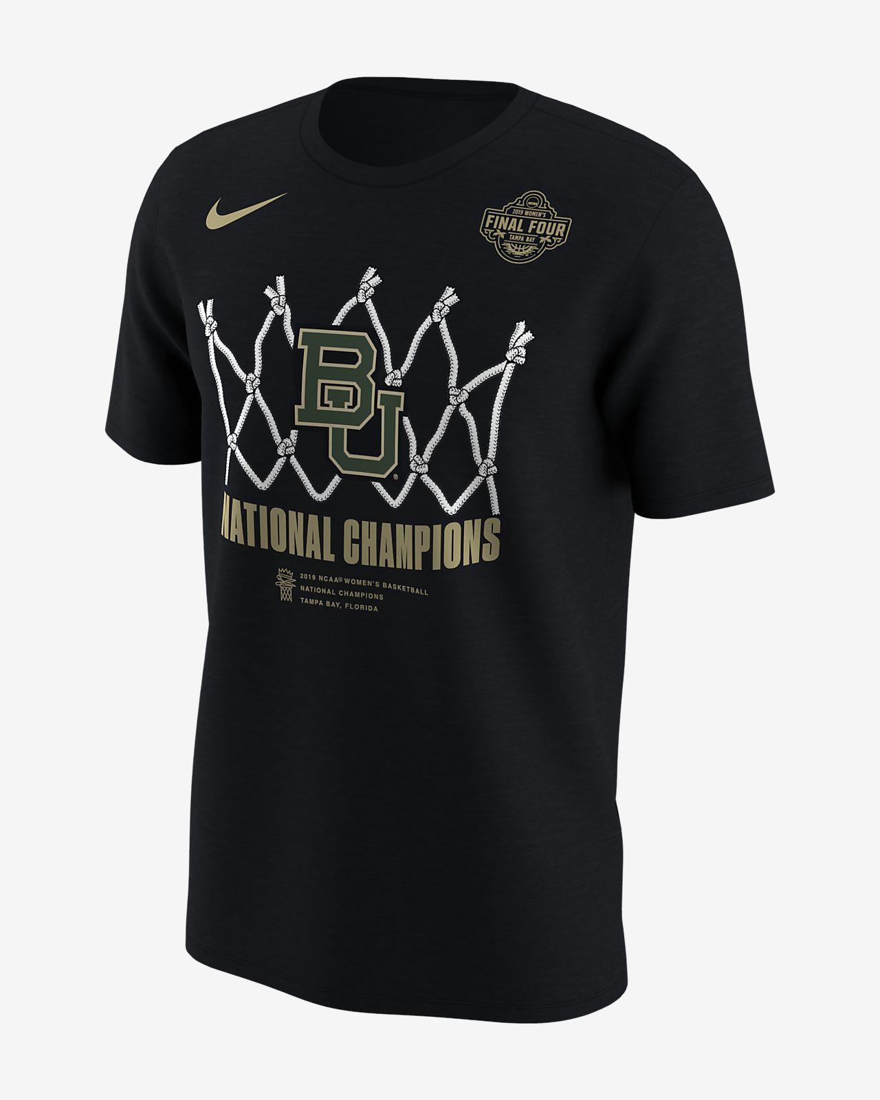 8ba63e62a42c5 Nike College Final Four Championship Locker Room (Baylor) Men s ...