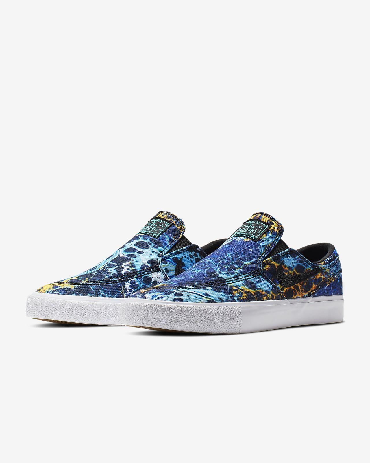 ventas especiales gran venta nueva alta calidad Nike SB Zoom Stefan Janoski Slip Canvas RM Premium Skate Shoe