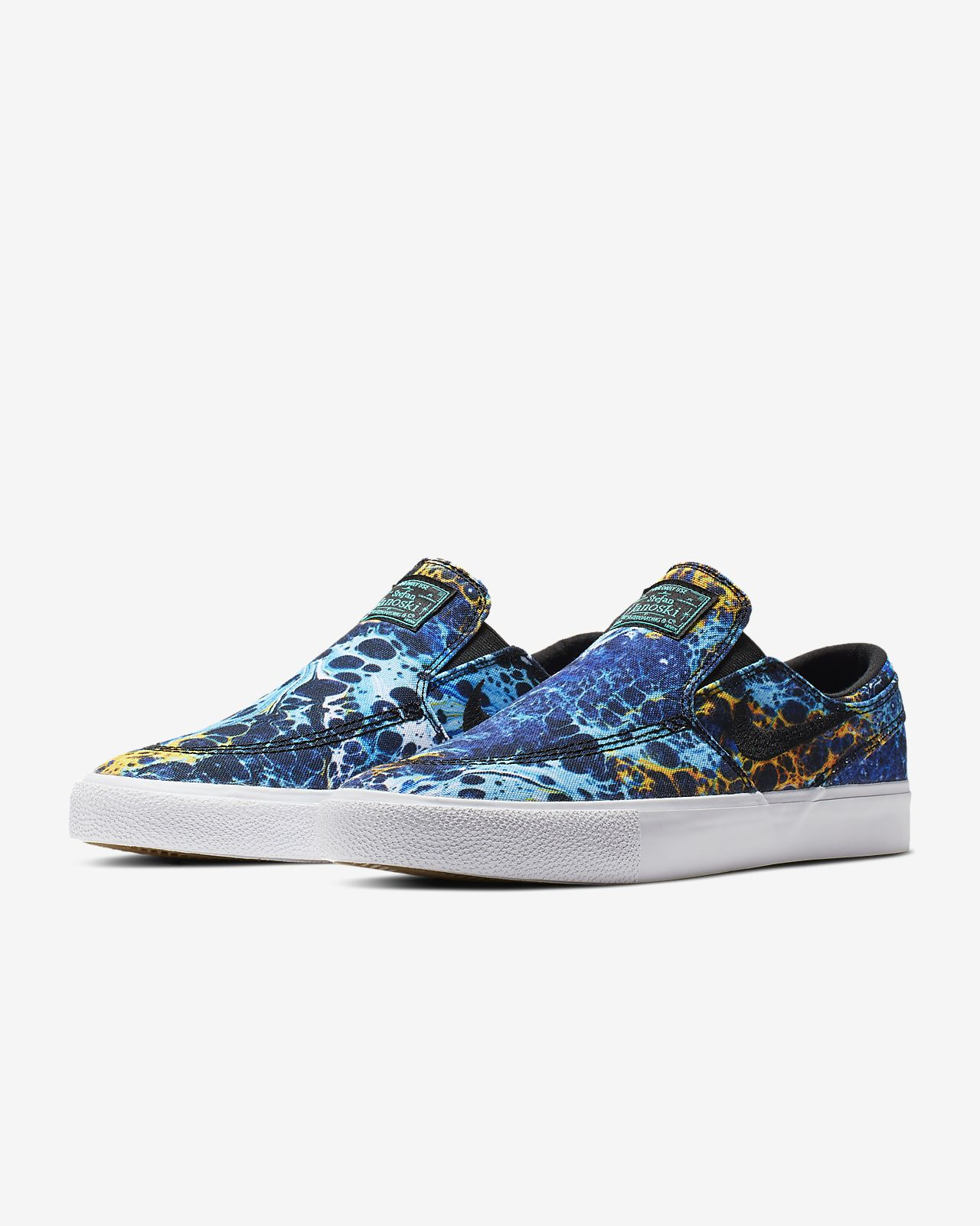 Nike SB Zoom Stefan Janoski Slip Canvas RM Premium Skate Shoe