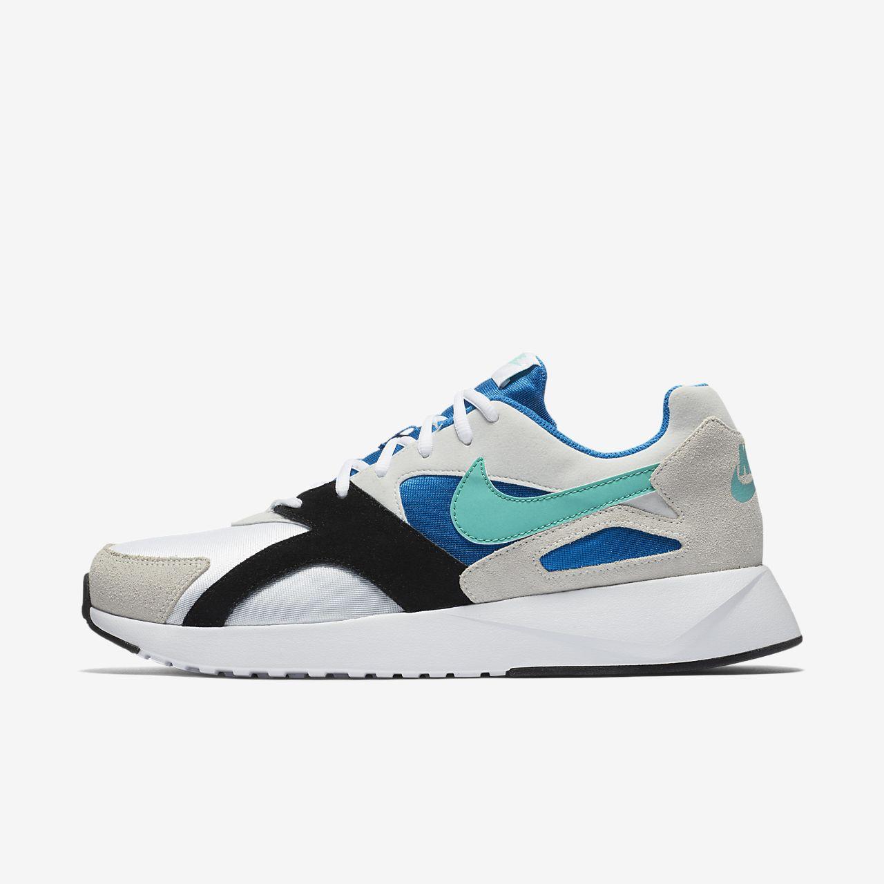 Chaussures Nike Pantheos Blanc Bleu Vert h50bPzC