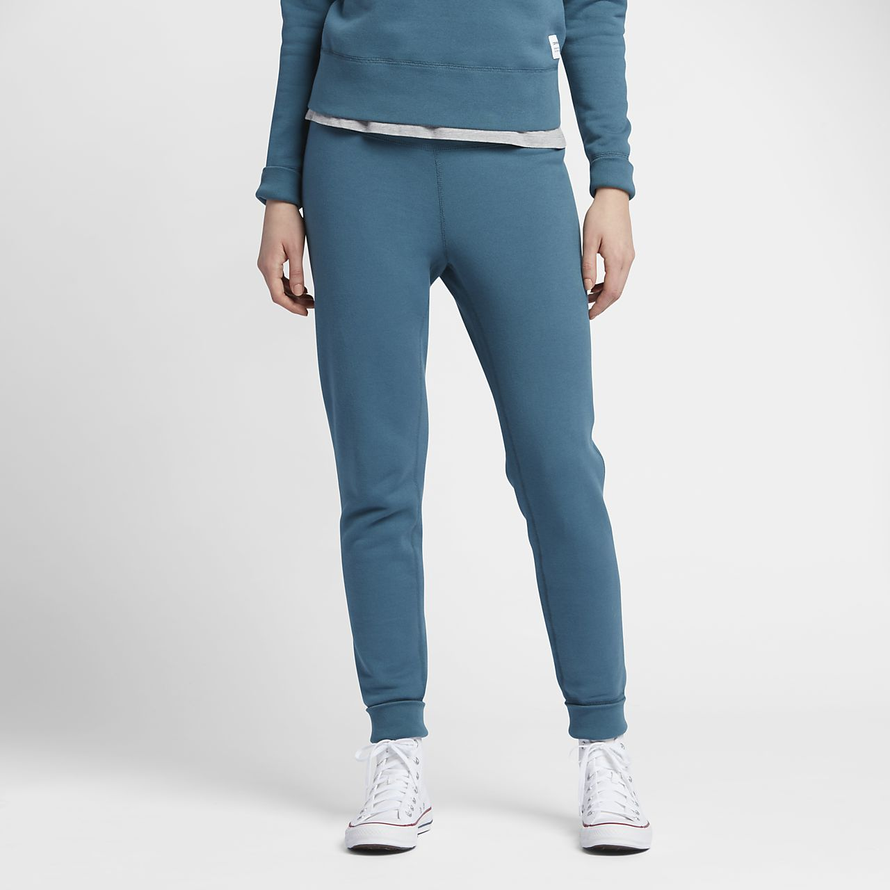 Converse Essentials Sportswear Women's Sweatpants Teal