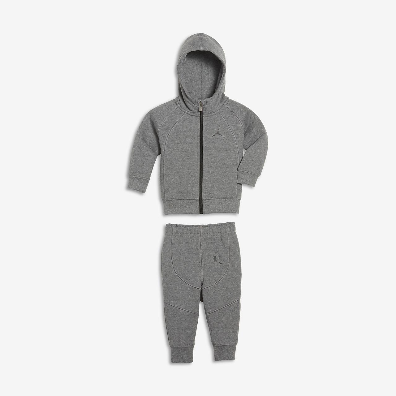 Tvådelat set Jordan Sportswear Wings för baby