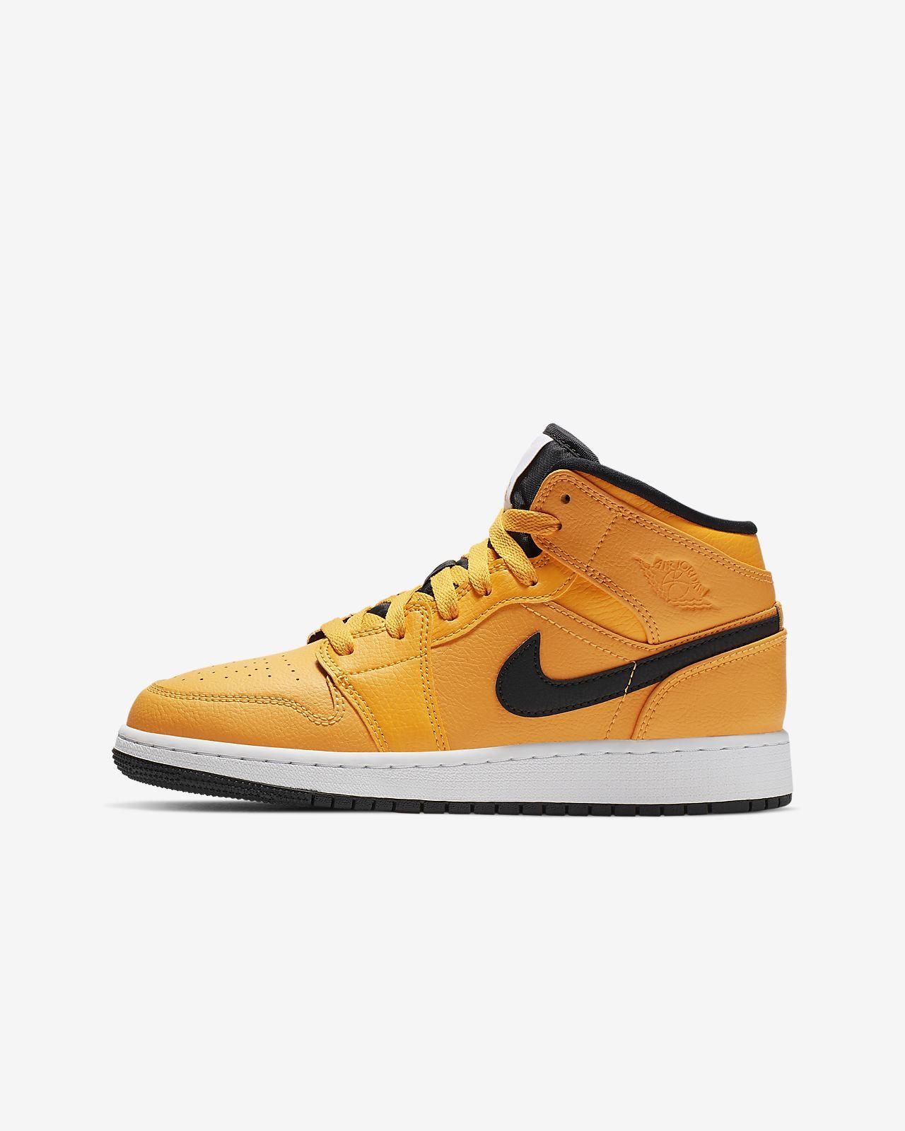 size 40 a89f9 a1564 ... Chaussure Air Jordan 1 Mid pour Enfant plus âgé