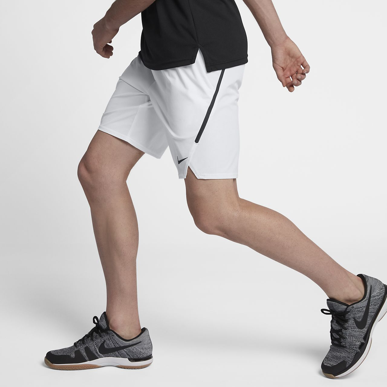 1a55bd421da59 NikeCourt Flex Ace Men's Tennis Shorts. Nike.com