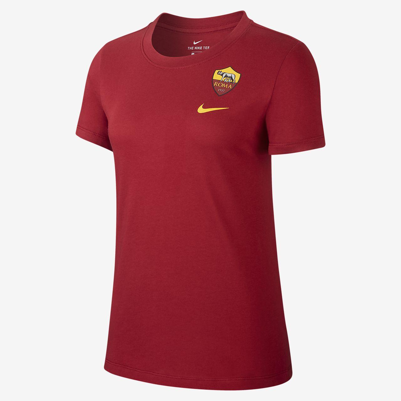 e3507f6be7 A.S. Roma női póló. Nike.com HU