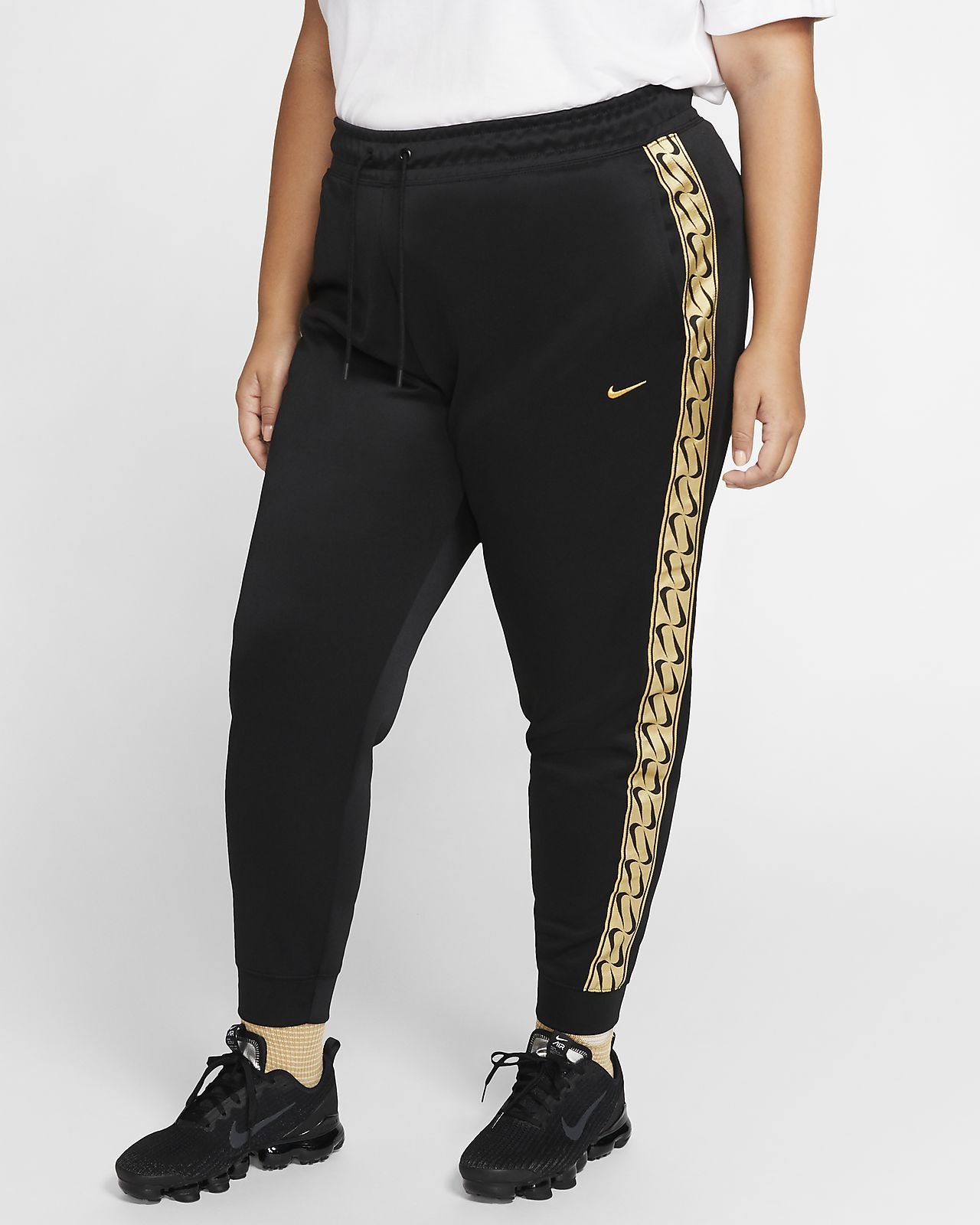 official elegant and graceful top-rated real Nike Sportswear Women's Logo Joggers (Plus Size)