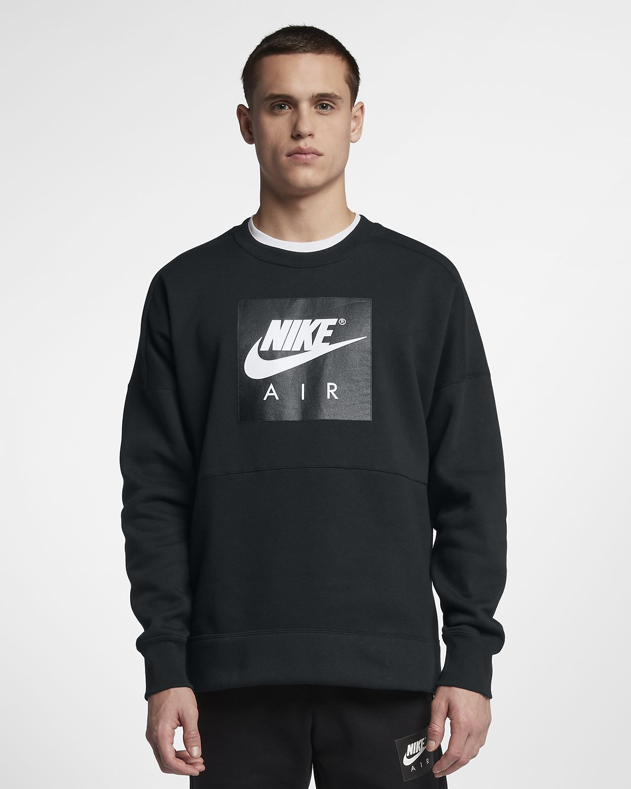 Fleece Homme Tissu Air Nike En Haut Ch Pour fwFx6R6q8