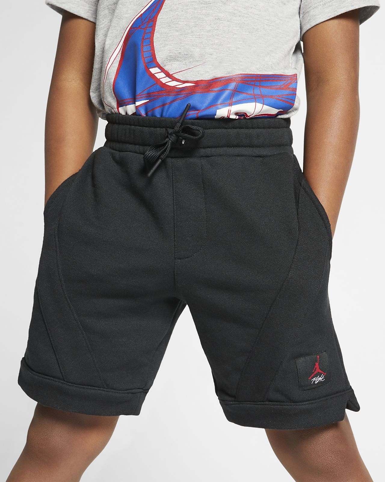 Jordan Flight Lite Younger Kids' Shorts