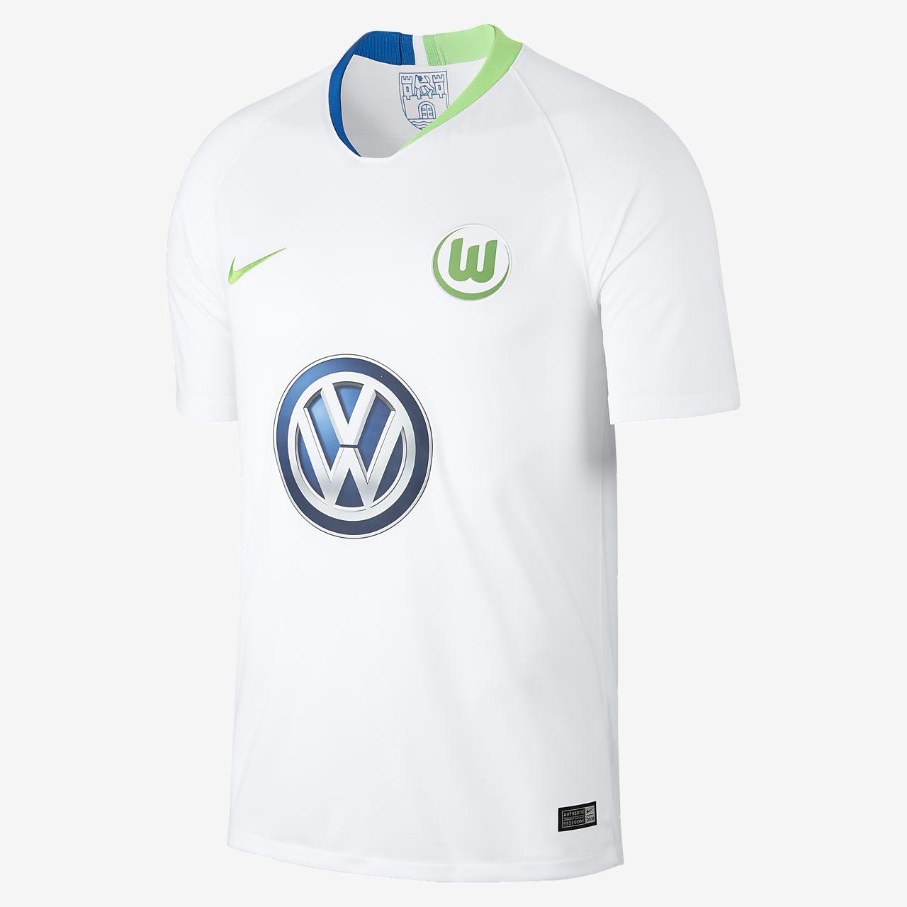 new styles 93b3c 6405d wolfsburg-jersey