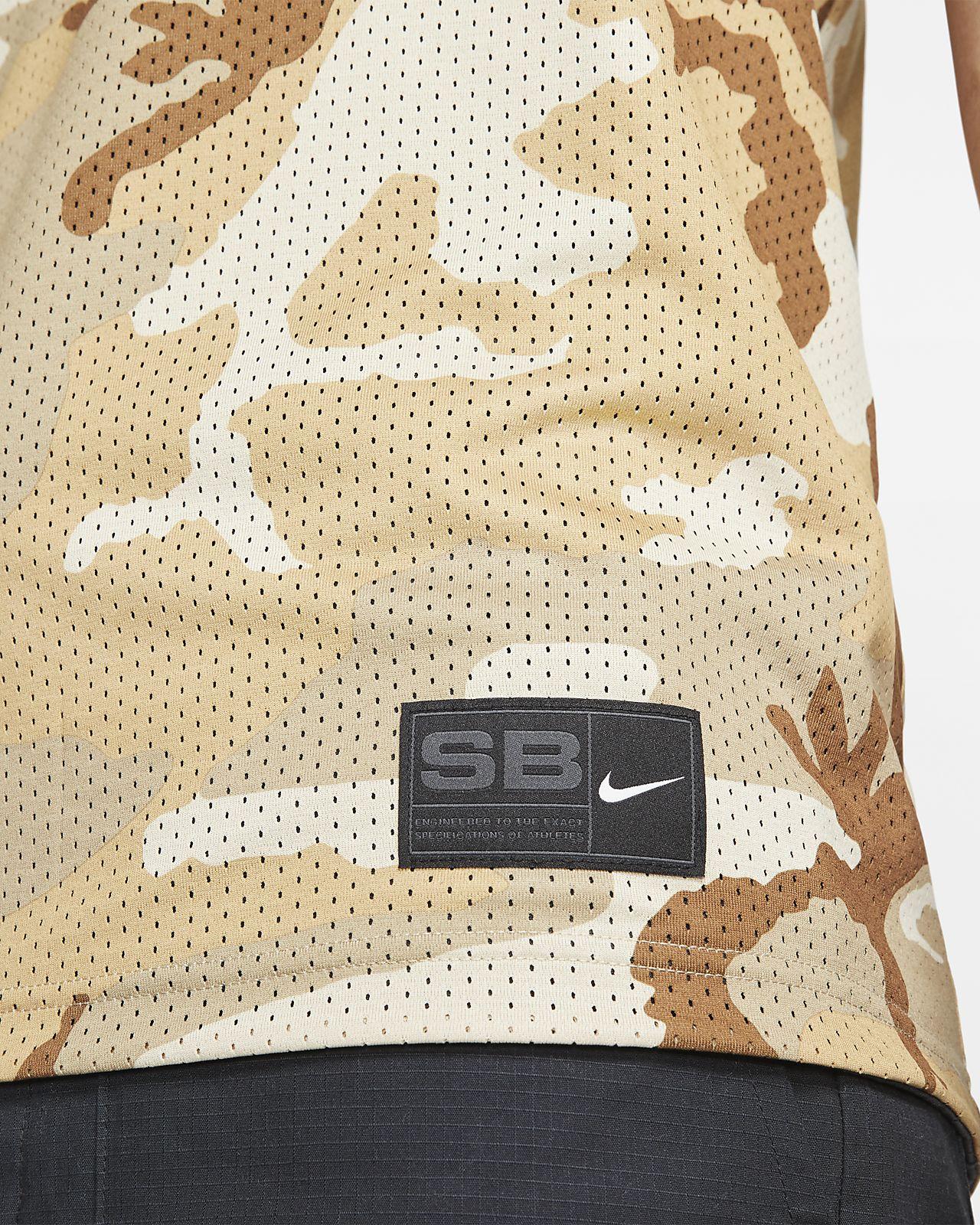 size 40 18cf0 e445b ... Nike SB Dri-FIT Men s Mesh Skate Tank