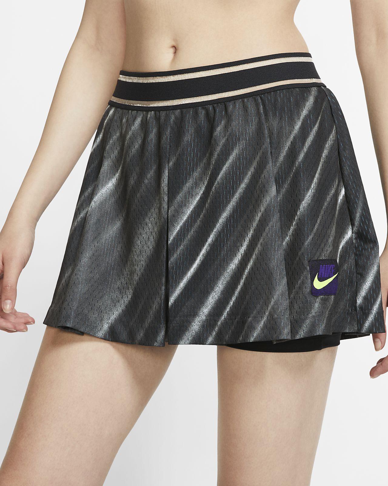 Shorts da tennis NikeCourt Slam - Donna