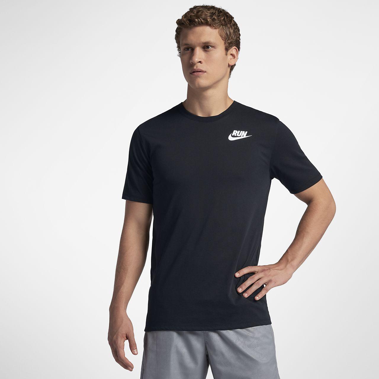 ... Nike Dri-FIT Men's Running T-Shirt