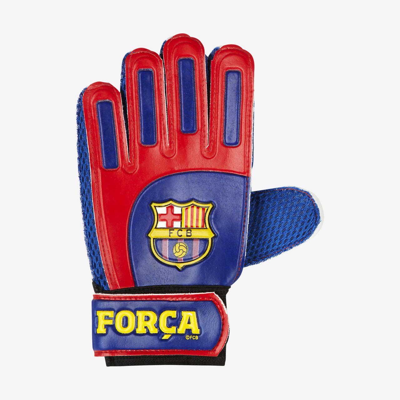 FC Barcelona Guantes de portero de fútbol - Bebé. Nike.com ES 0035873f59ac0