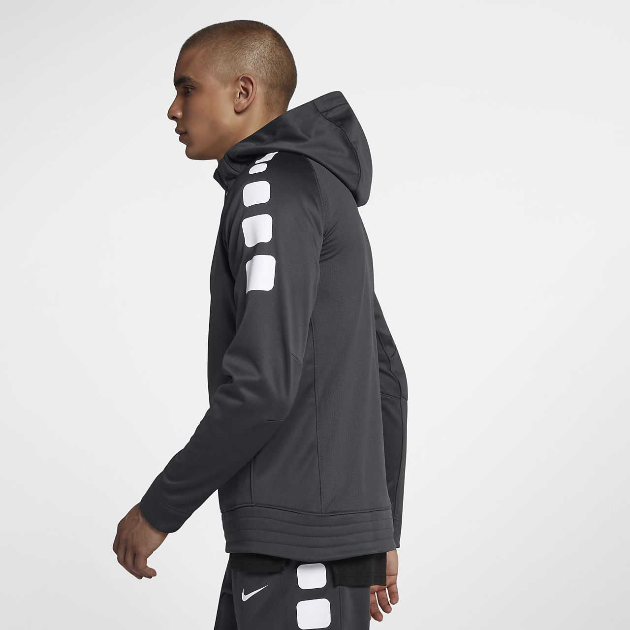sneakers for cheap 46601 a8ccd ... Nike Therma Elite Men s Basketball Hoodie