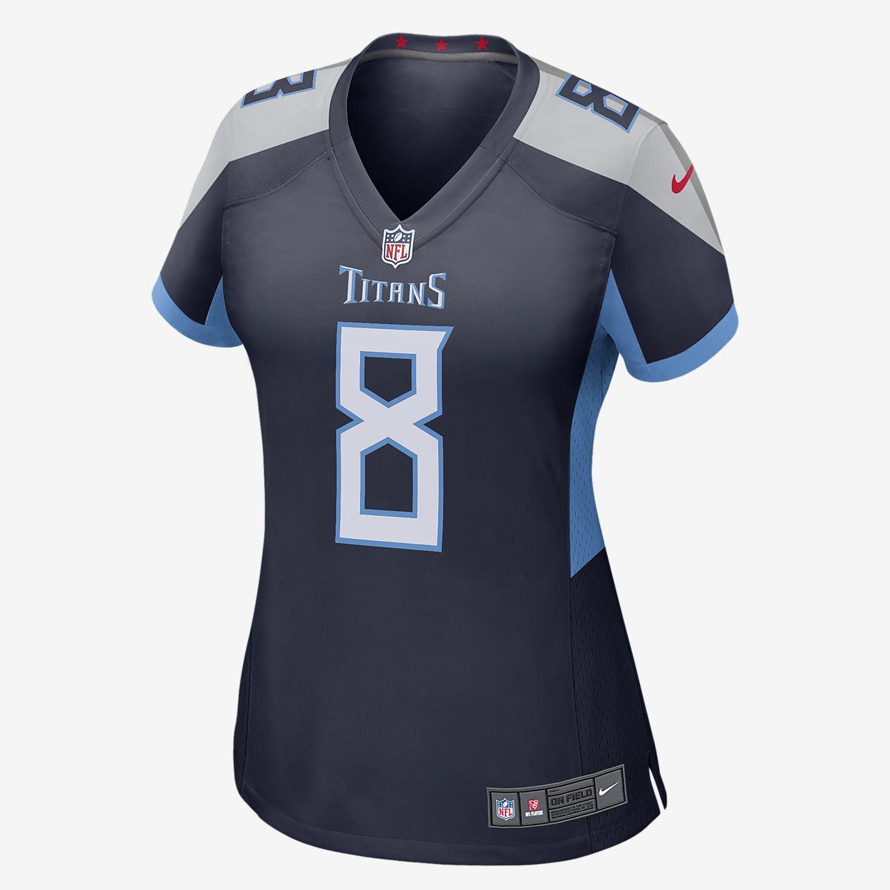 NFL Tennessee Titans Color Rush Legend (Marcus Mariota) Women s ... d6817ec77