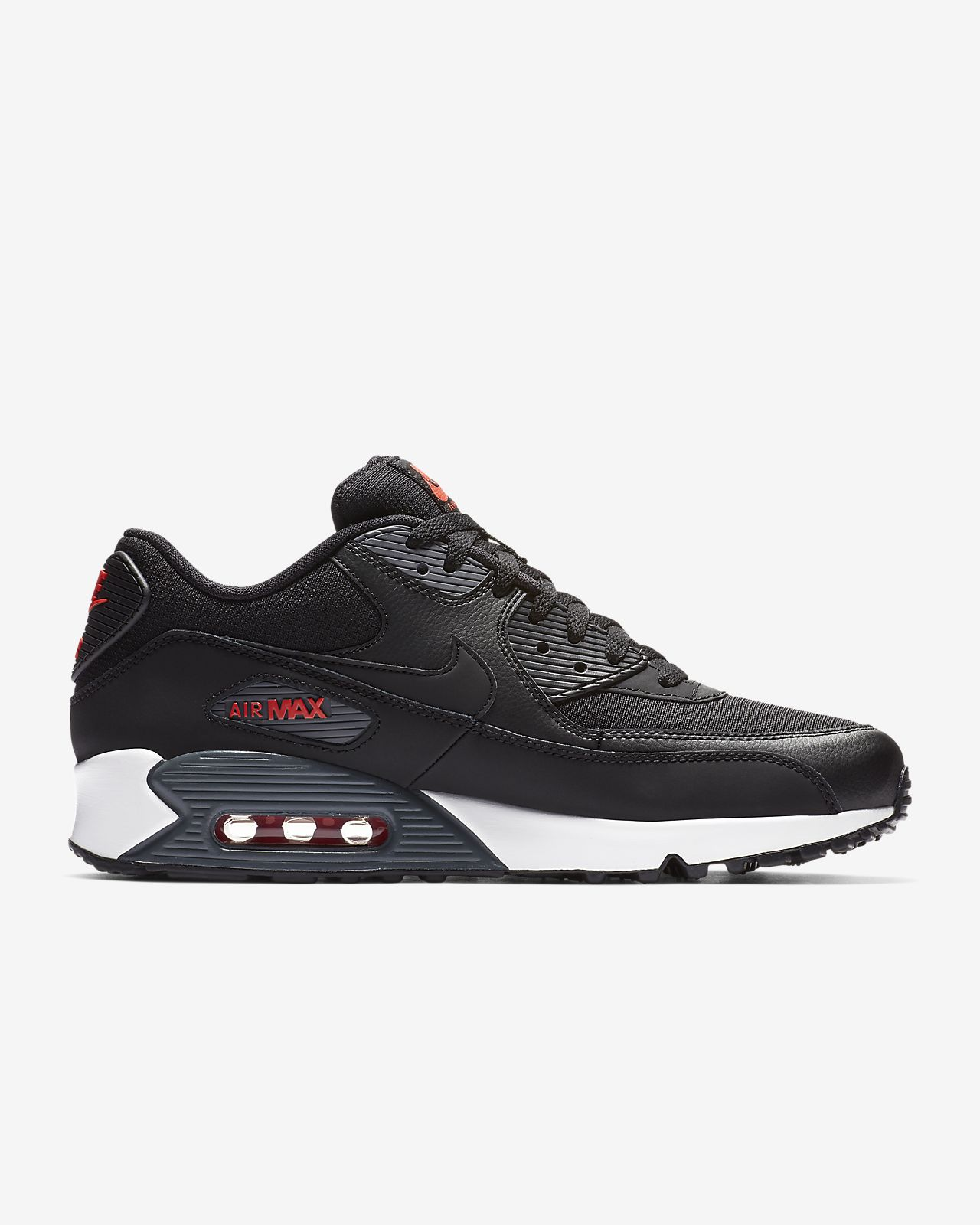 nike air max 90 se dames zwart