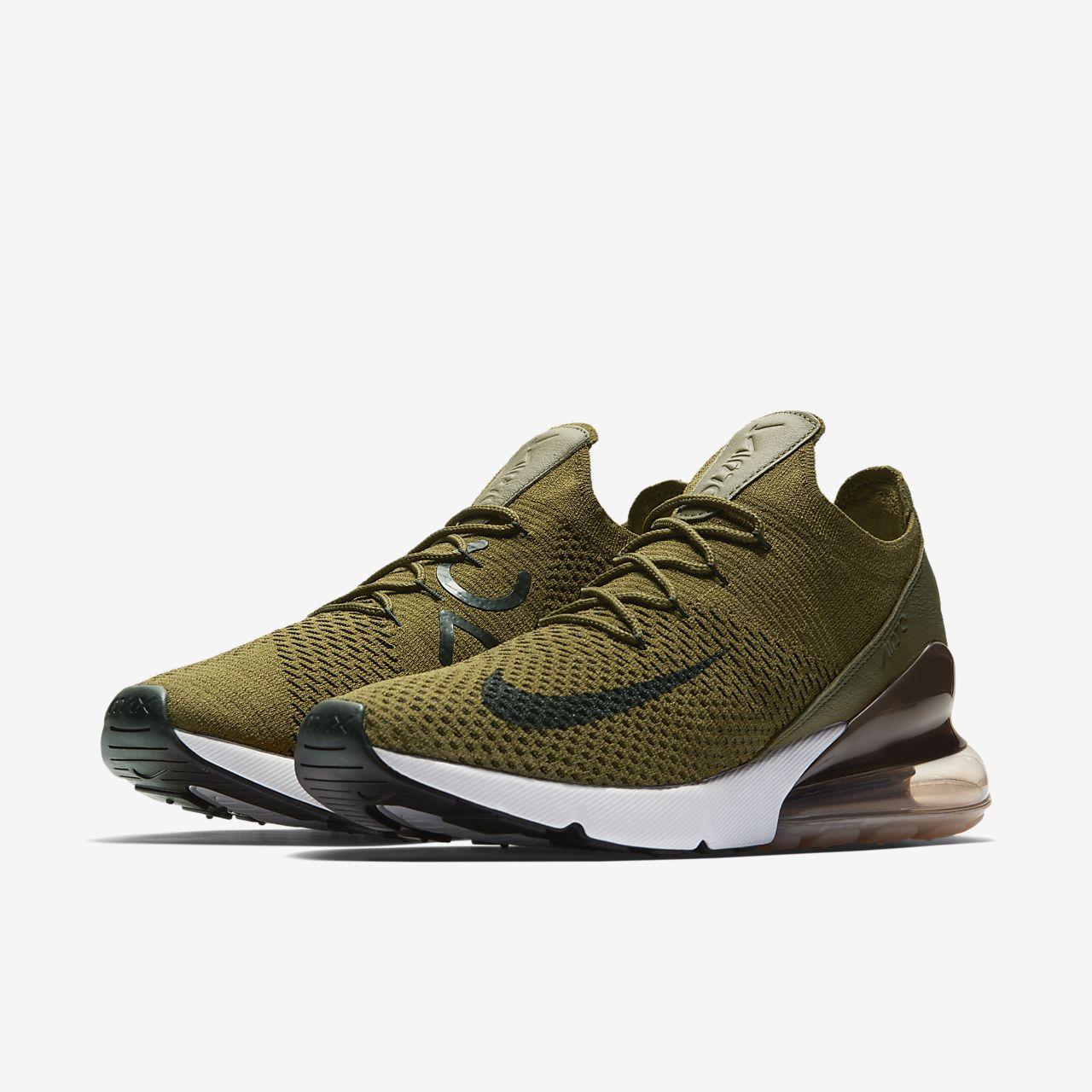69446ee23237 Nike Air Max 270 Flyknit Men s Shoe. Nike.com AT