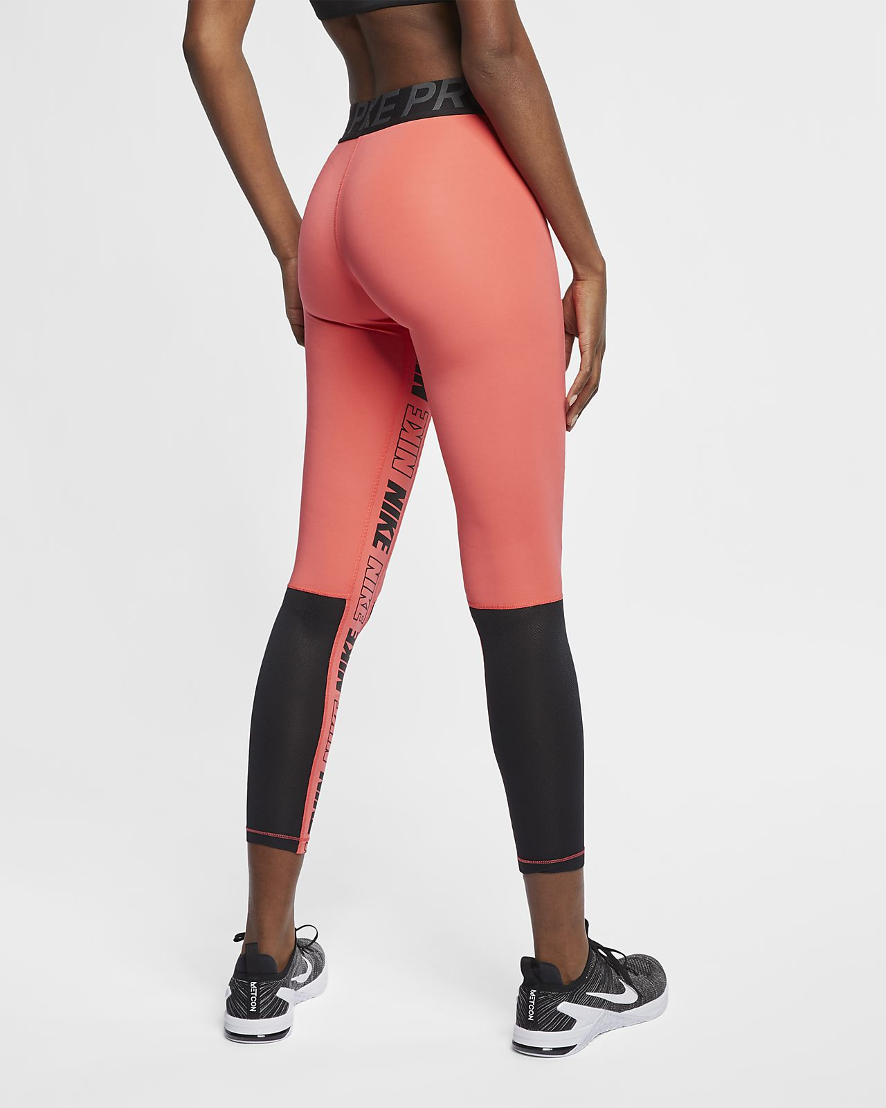 12691ea6dc466f Nike Pro Women's Graphic Tights. Nike.com