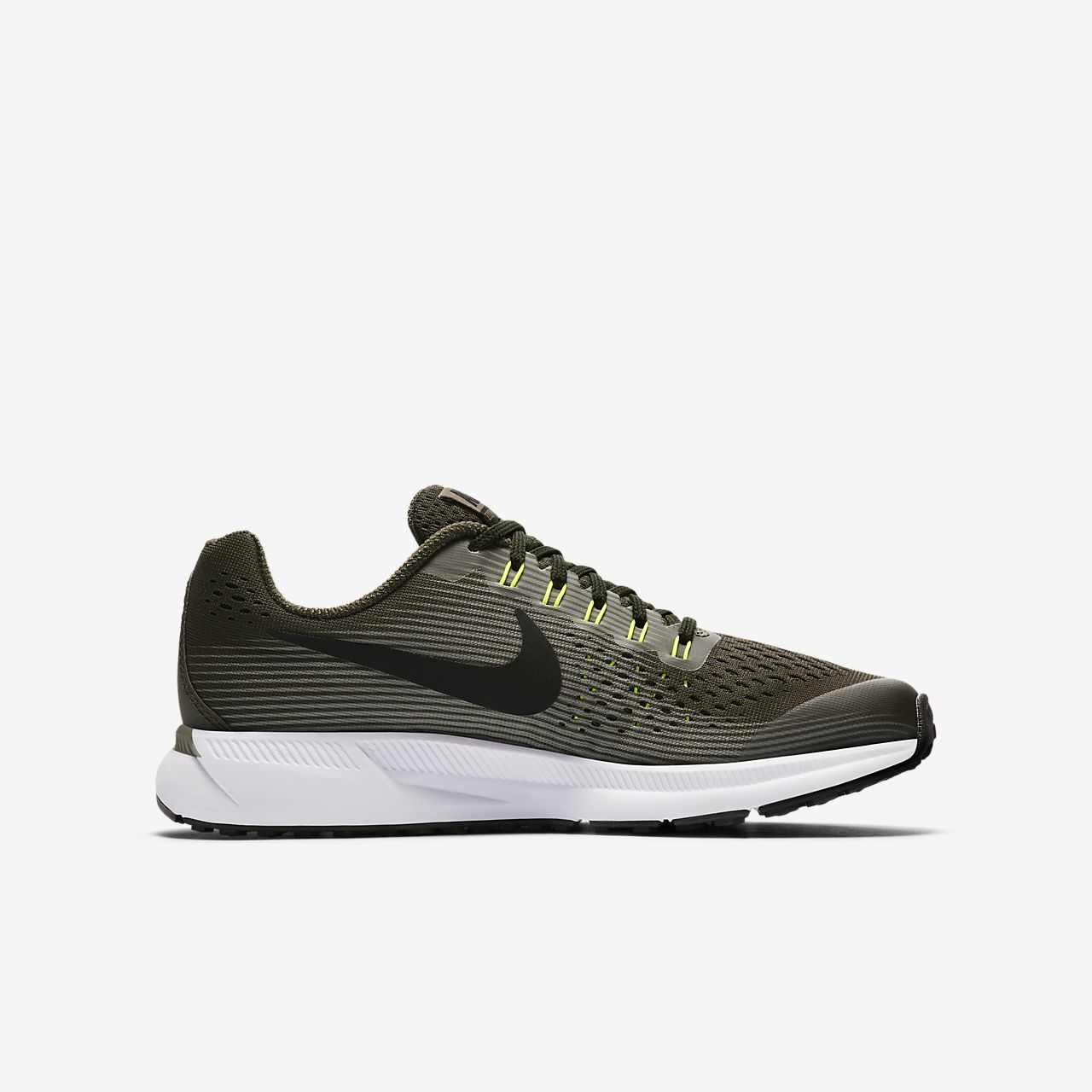 Nike Zoom Pegasus 34 Kids  Running Shoe. Nike.com AU 28bba421e8