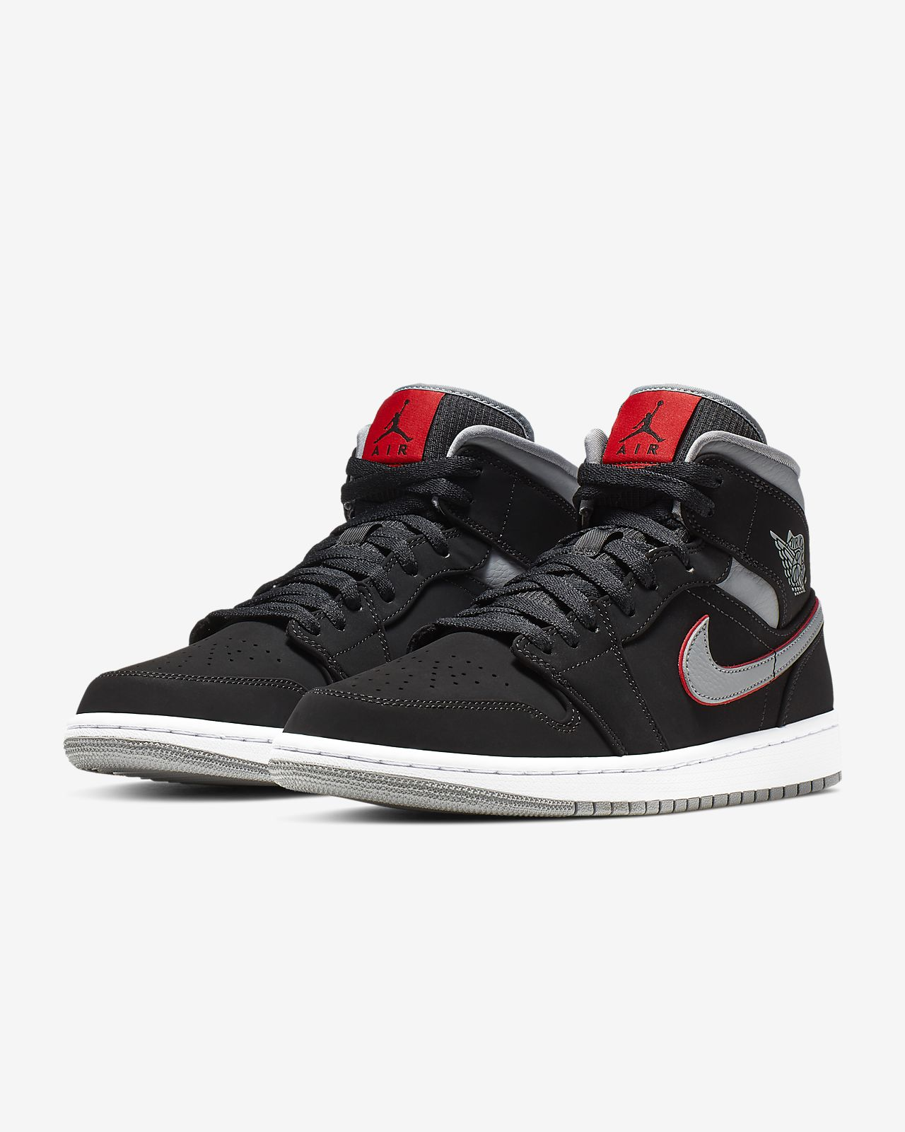 2662152f5c423b Air Jordan 1 Mid Men s Shoe. Nike.com NZ