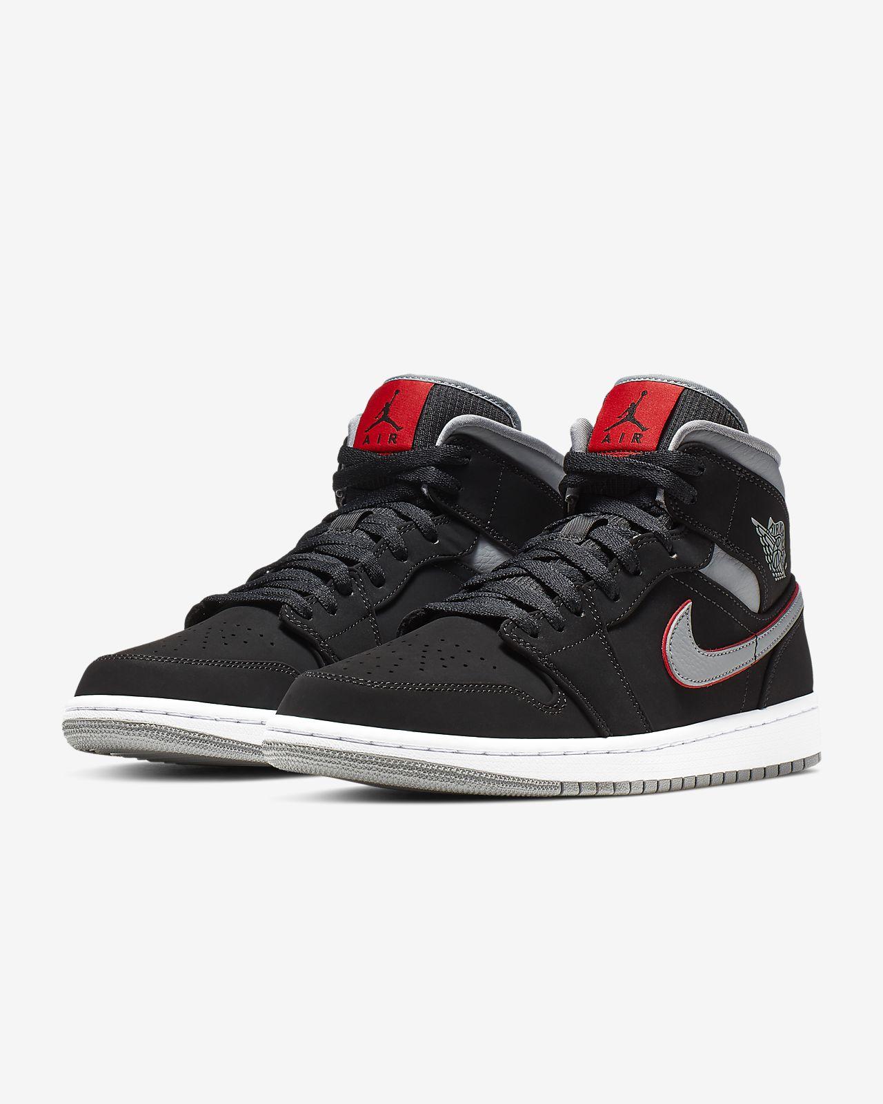 4debbb3075b6e Calzado para hombre Air Jordan 1 Mid. Nike.com MX