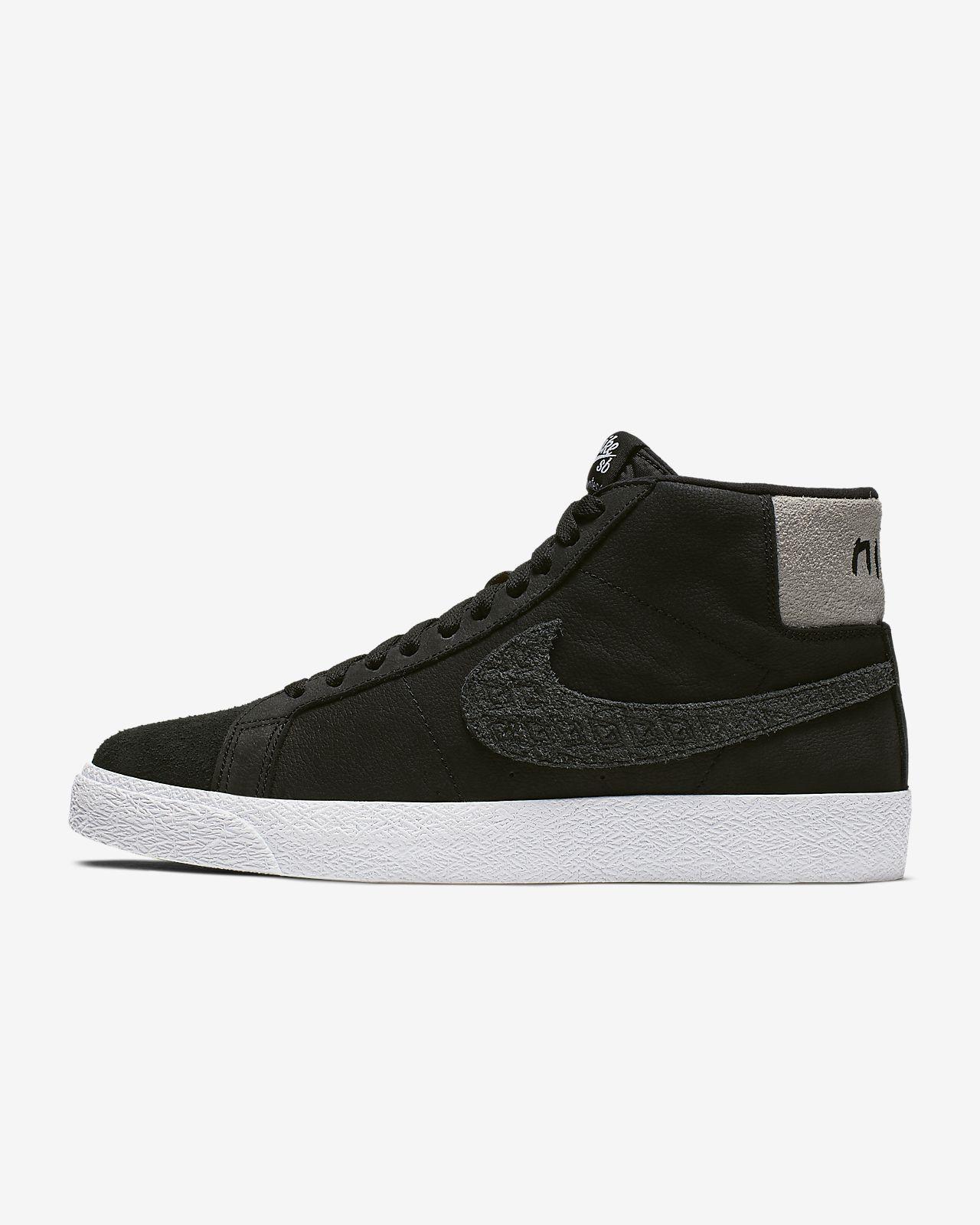 7e791e5f41b7 Nike SB Zoom Blazer Mid Skateboardschuh