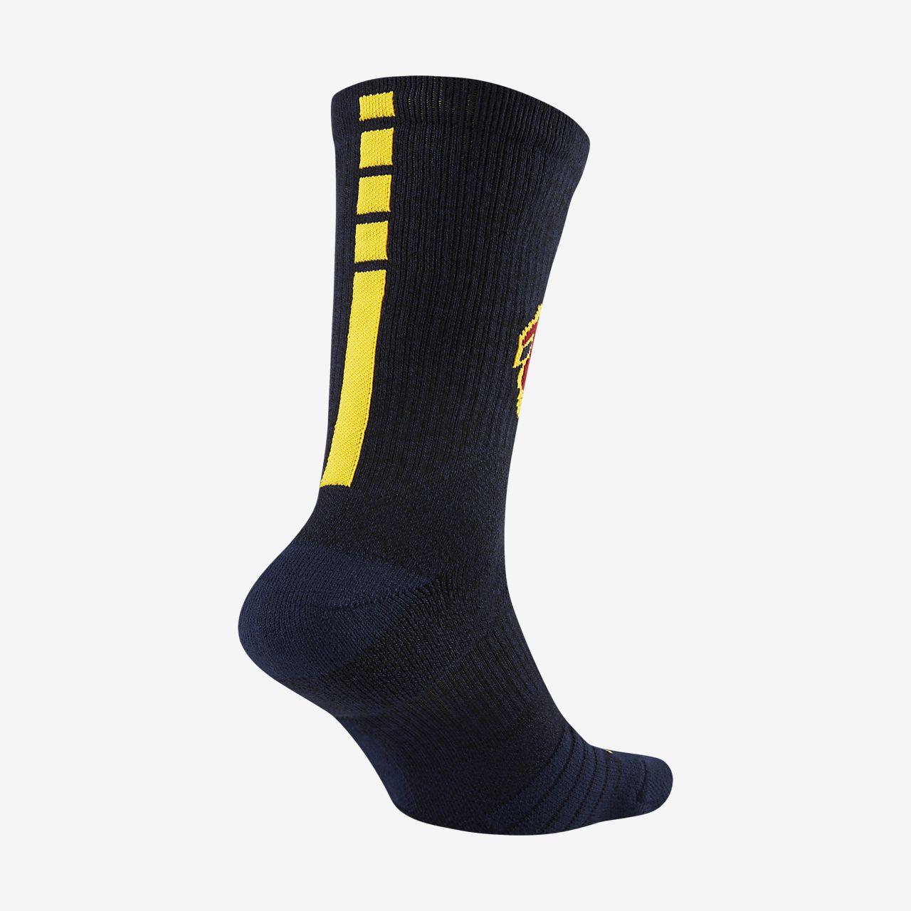 Cleveland Cavaliers Nike Elite NBA Crew Socks