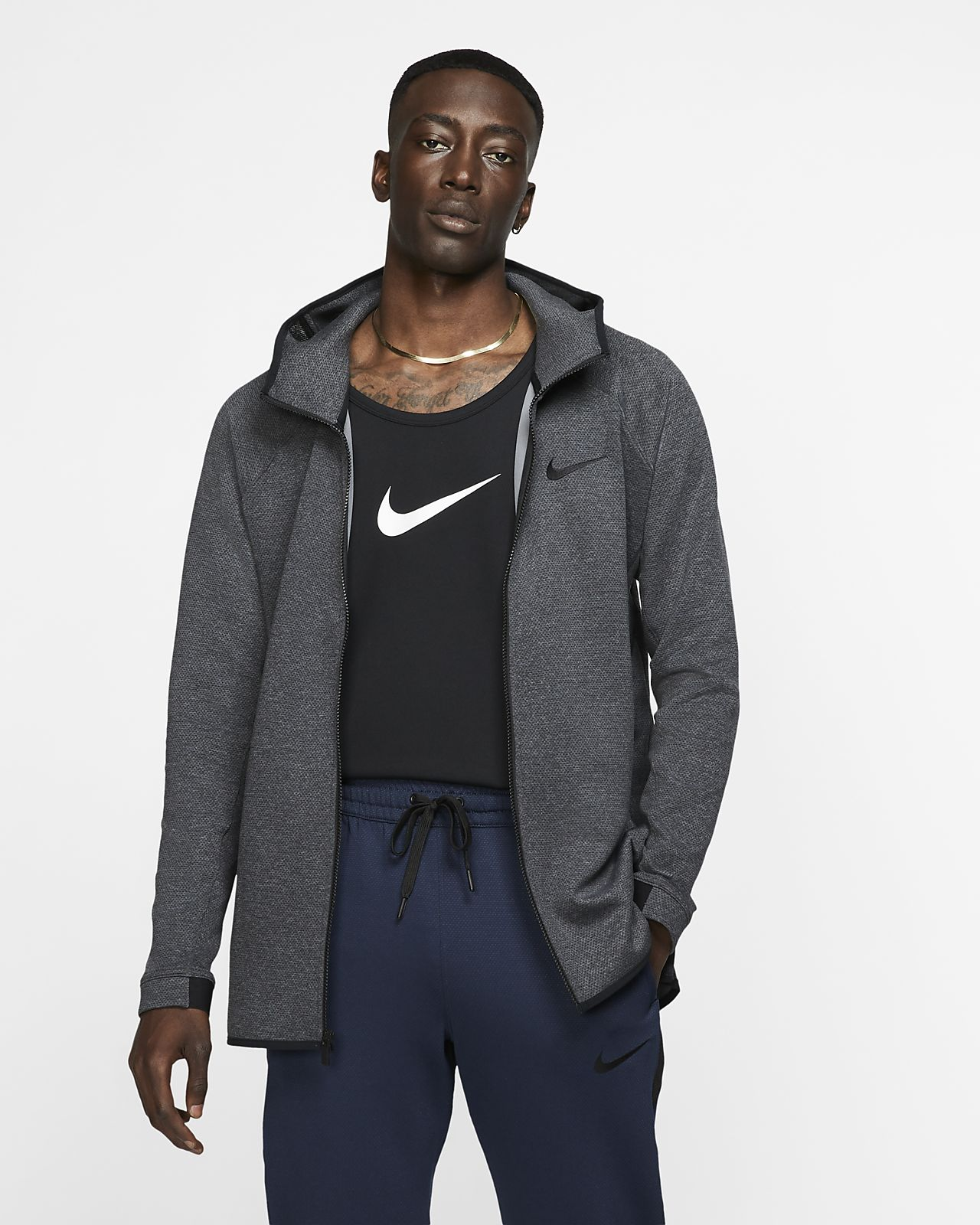 Nike Therma Flex Showtime Men's Basketball Hoodie