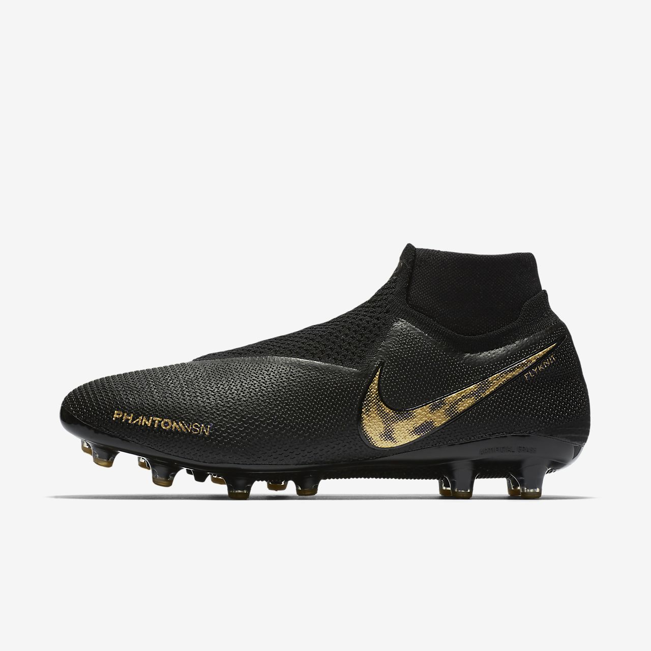6b5b9e05f Artificial-Grass Football Boot. Nike Phantom Vision Elite Dynamic Fit AG-PRO