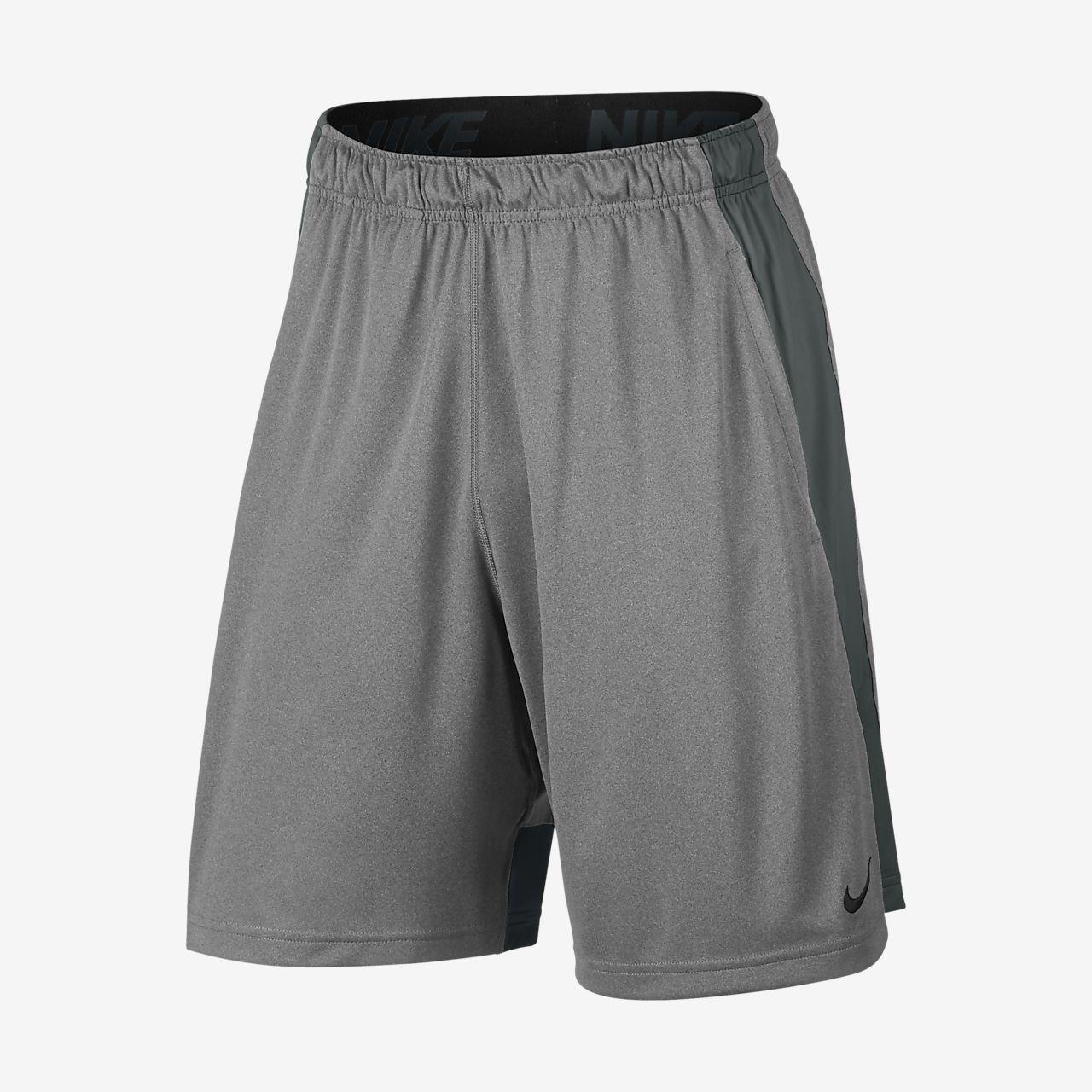 กางเกงเทรนนิ่งขาสั้น 9 นิ้วผู้ชาย Nike Dry