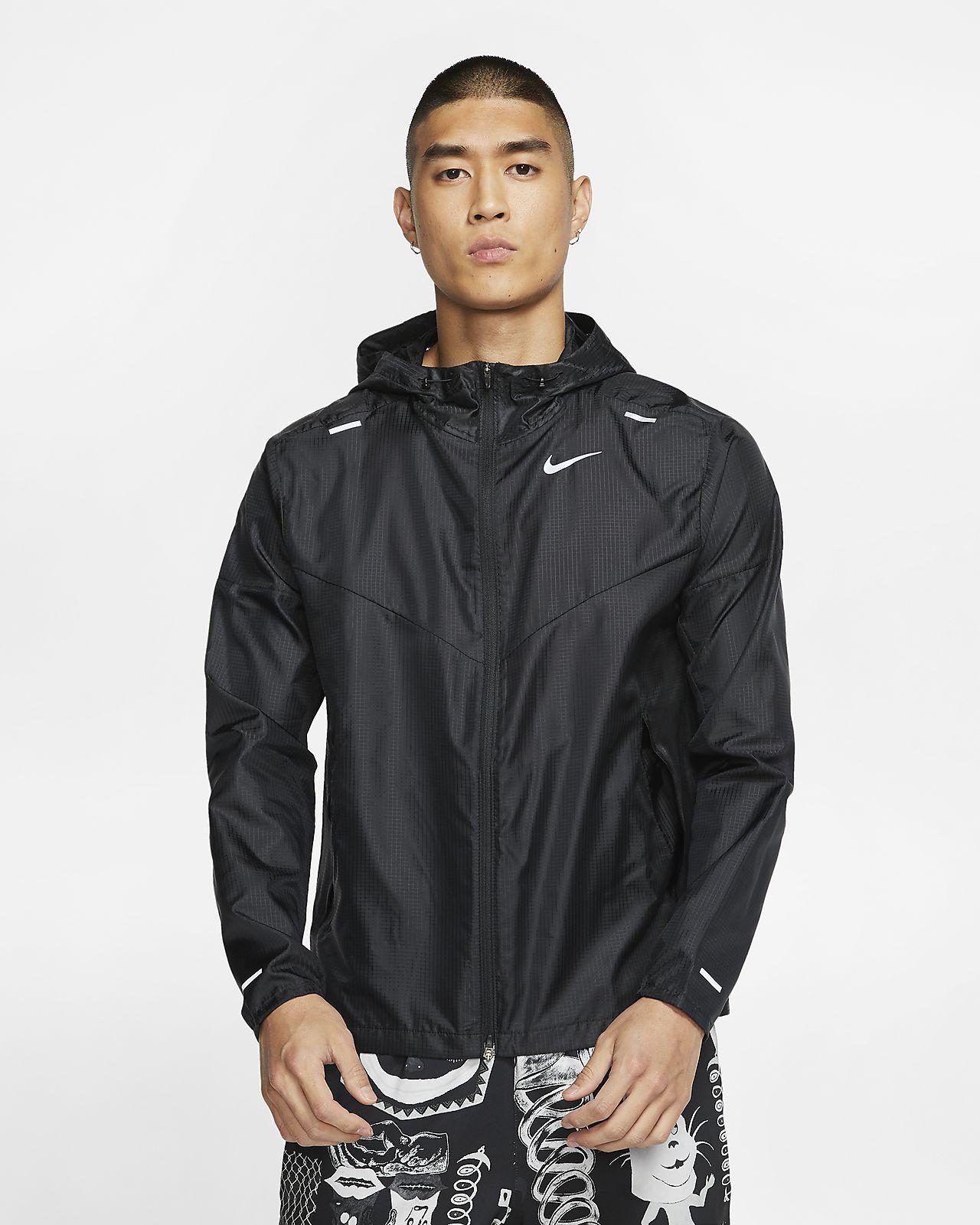 Löparjacka Nike Windrunner för män