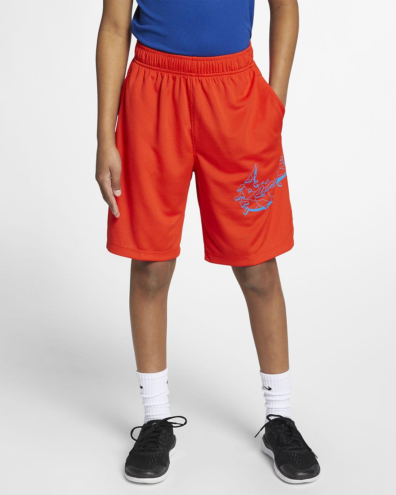 9f96672d32e8 Nike Dri-FIT Big Kids  (Boys ) Graphic Training Shorts. Nike.com