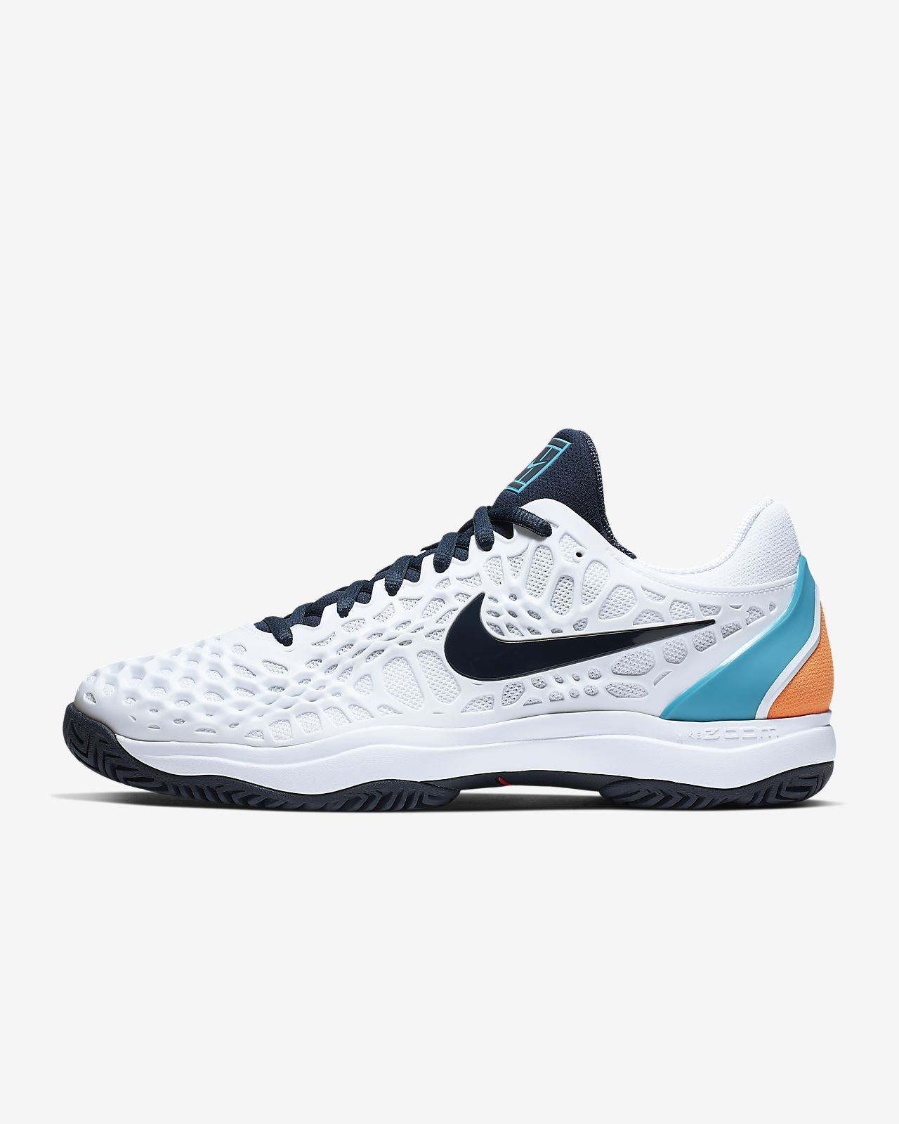 Calzado de tenis en cancha dura para hombre NikeCourt Zoom Cage 3