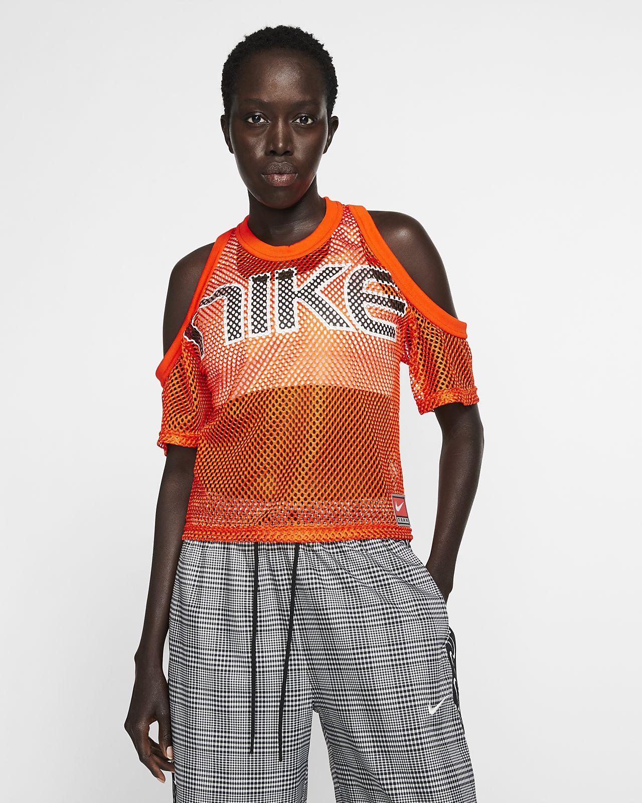 Parte superior de malla para mujer NikeLab Collection